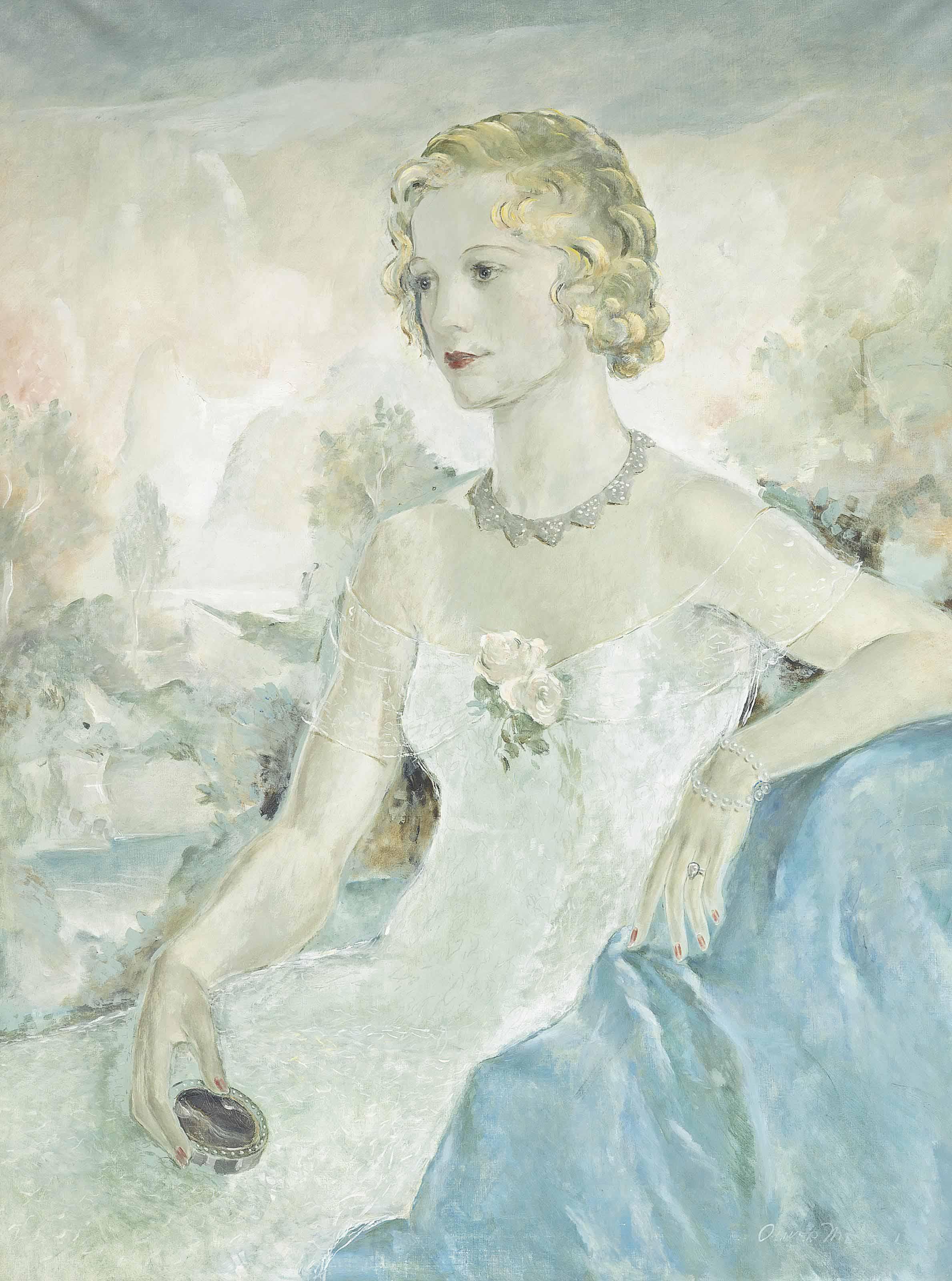Portrait of Adrianne Allen