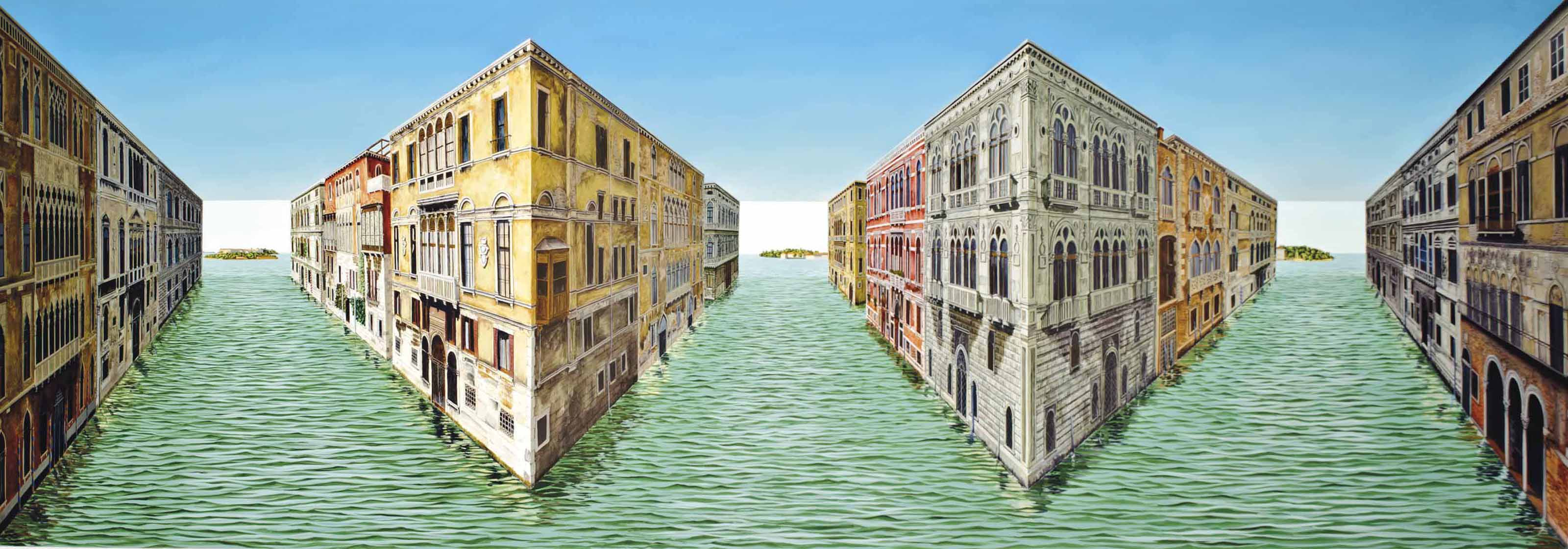 For the Venice Biennale