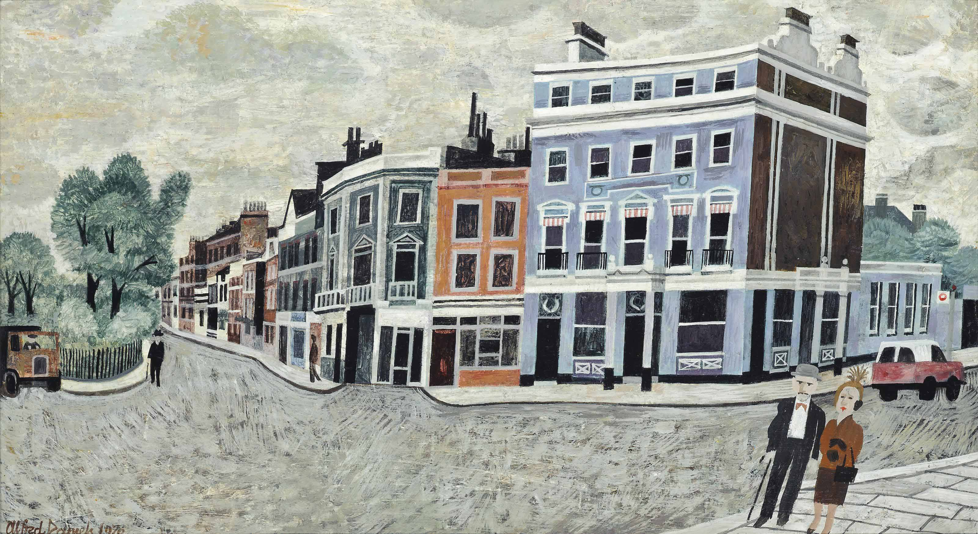 The Old Pier Hotel, Chelsea