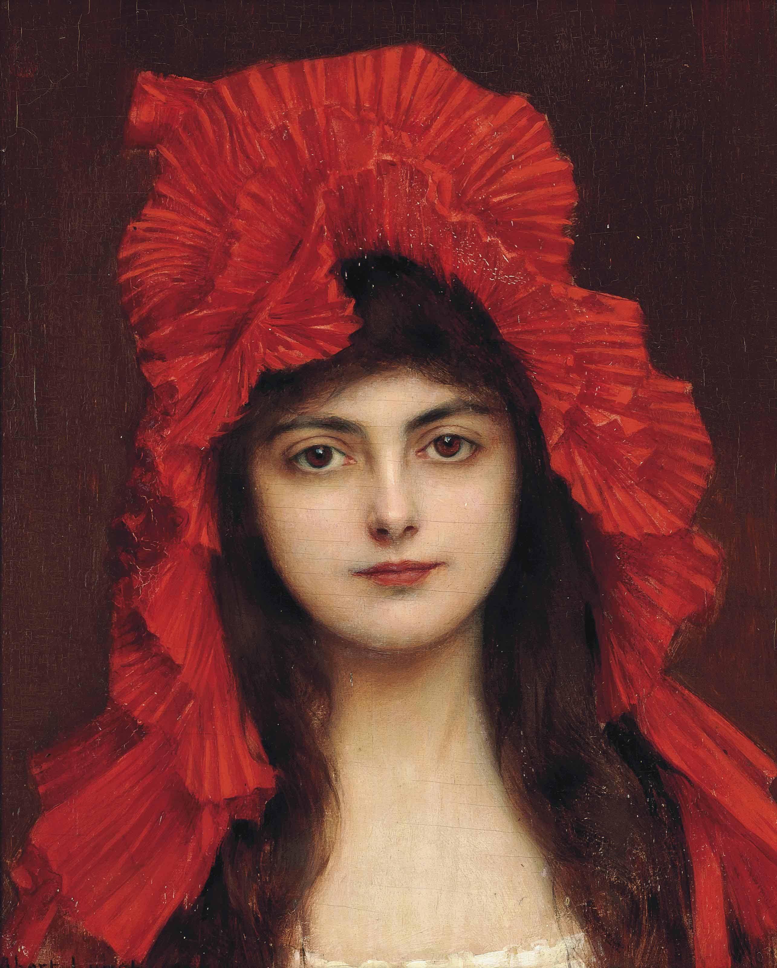 The red bonnet