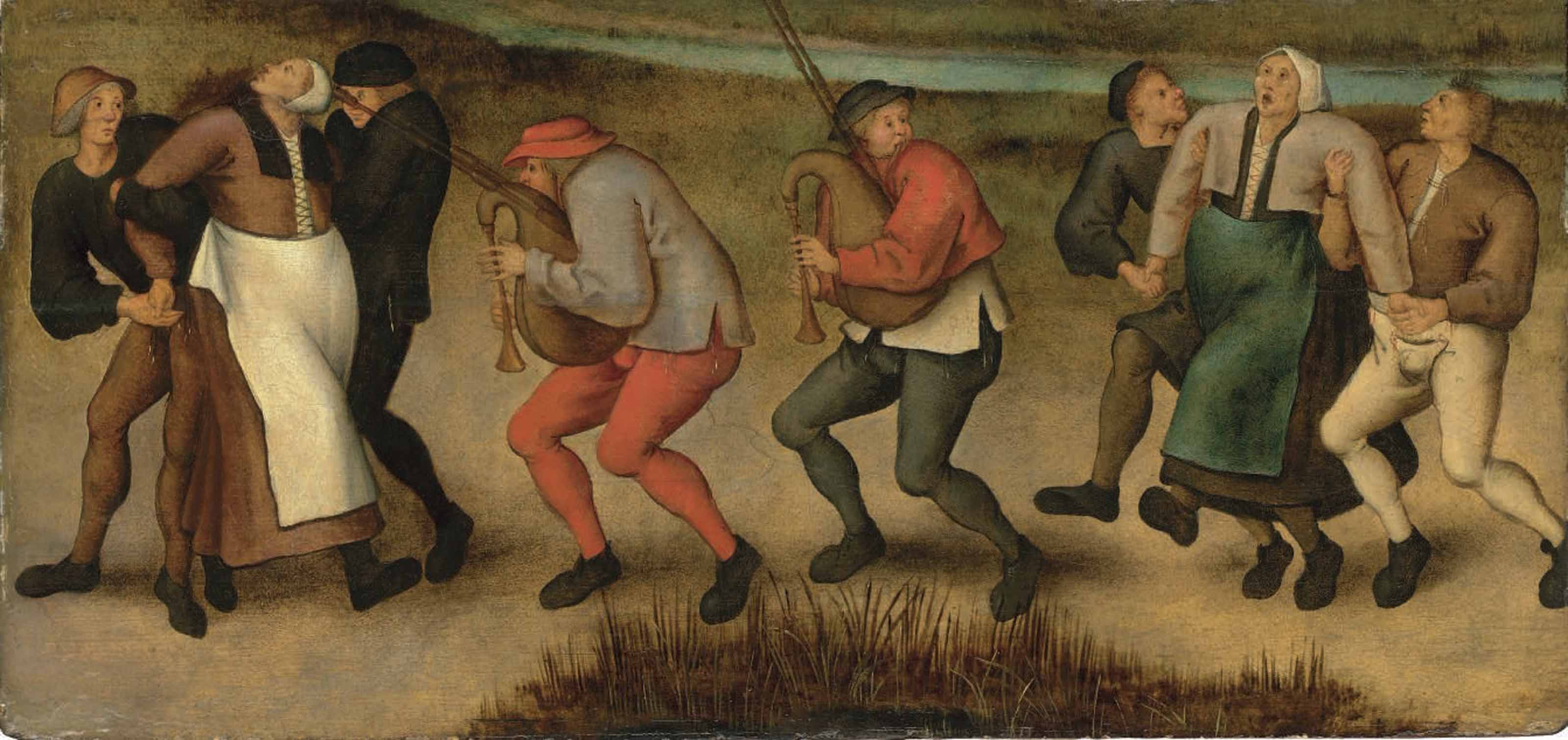 The Saint John's Dancers in Molenbeeck