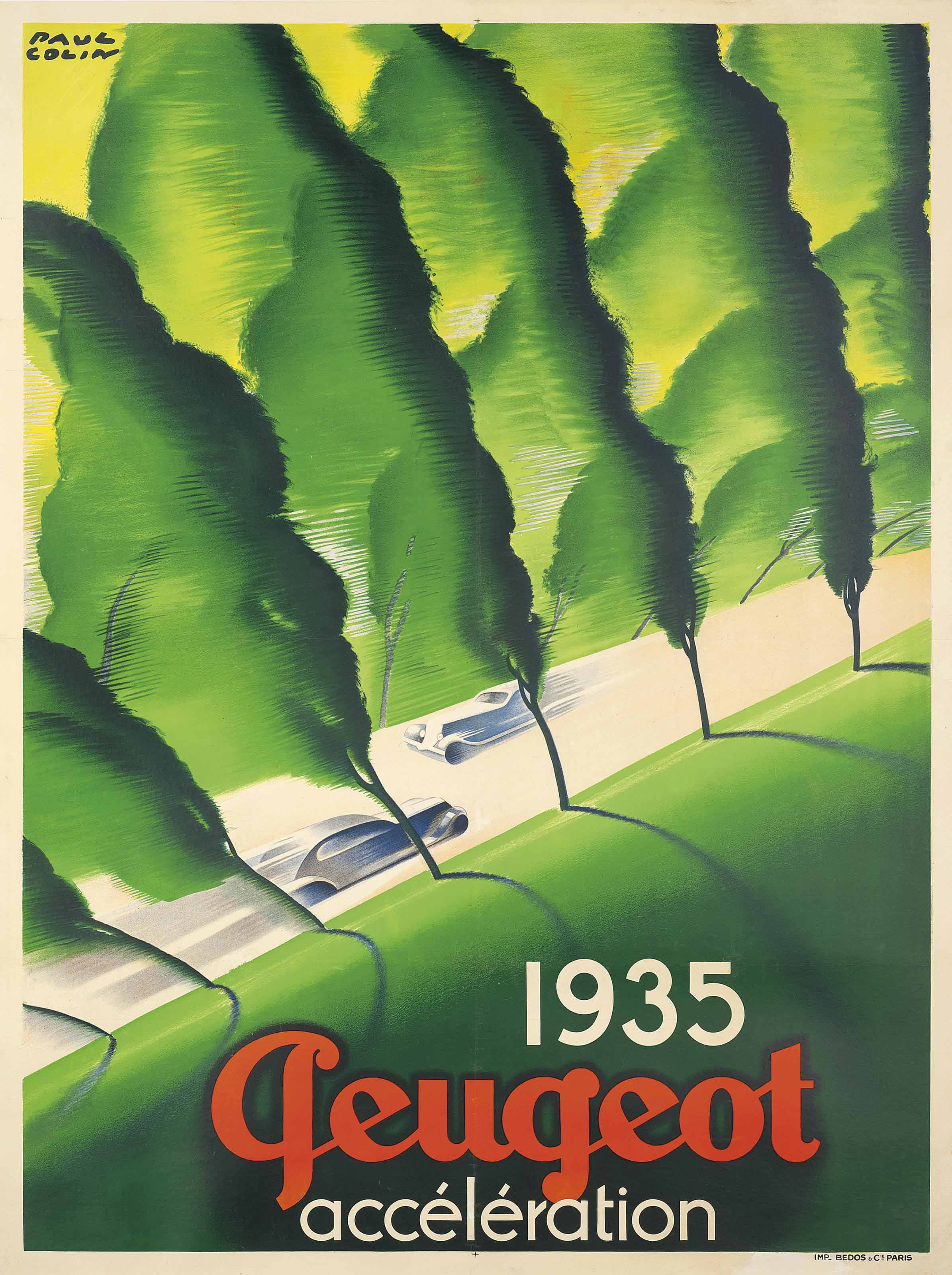 PEUGEOT 1935