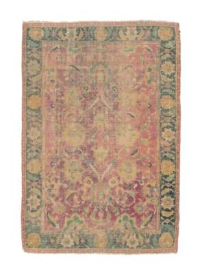 An 18th. century Isfahan rug