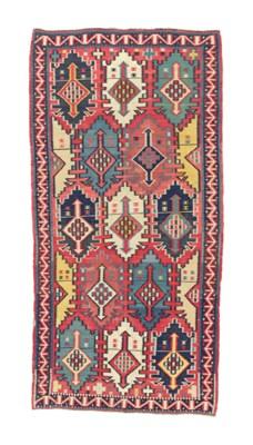 An antique Shirvan kilim
