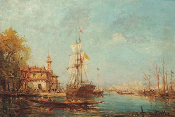 Leopold Ziller (German, 19th C