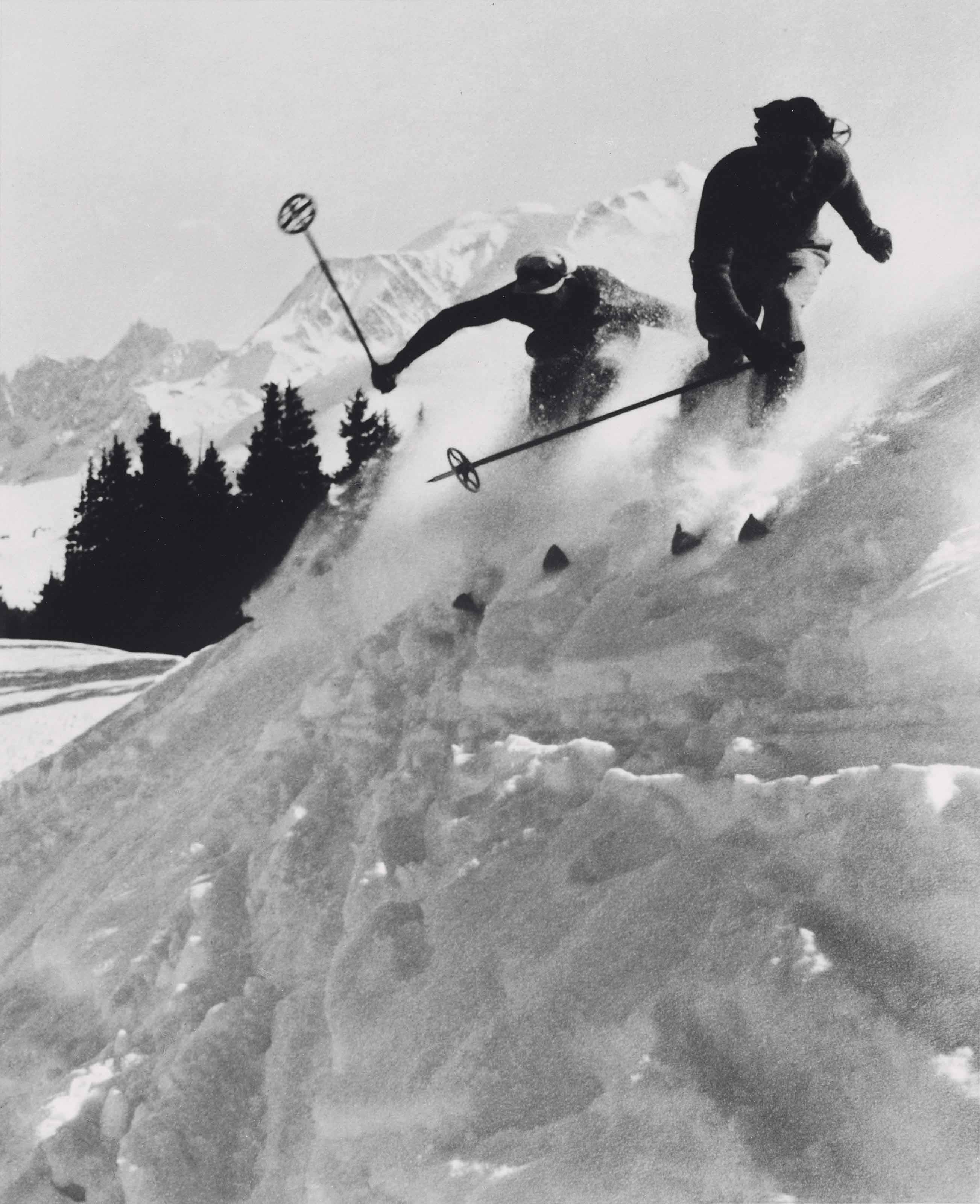 Megève, 1939
