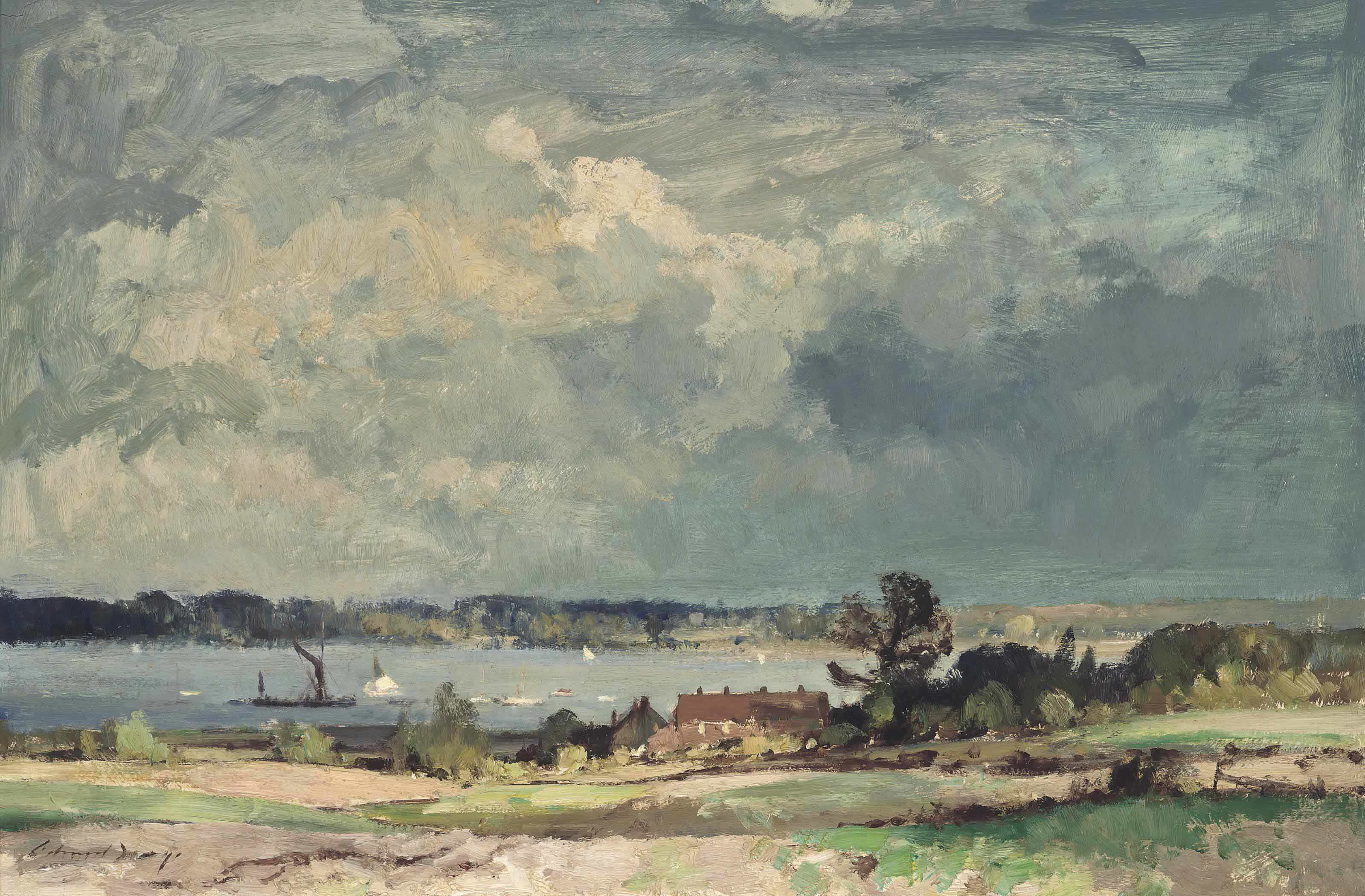Cottages by the Orwell, Pinmill
