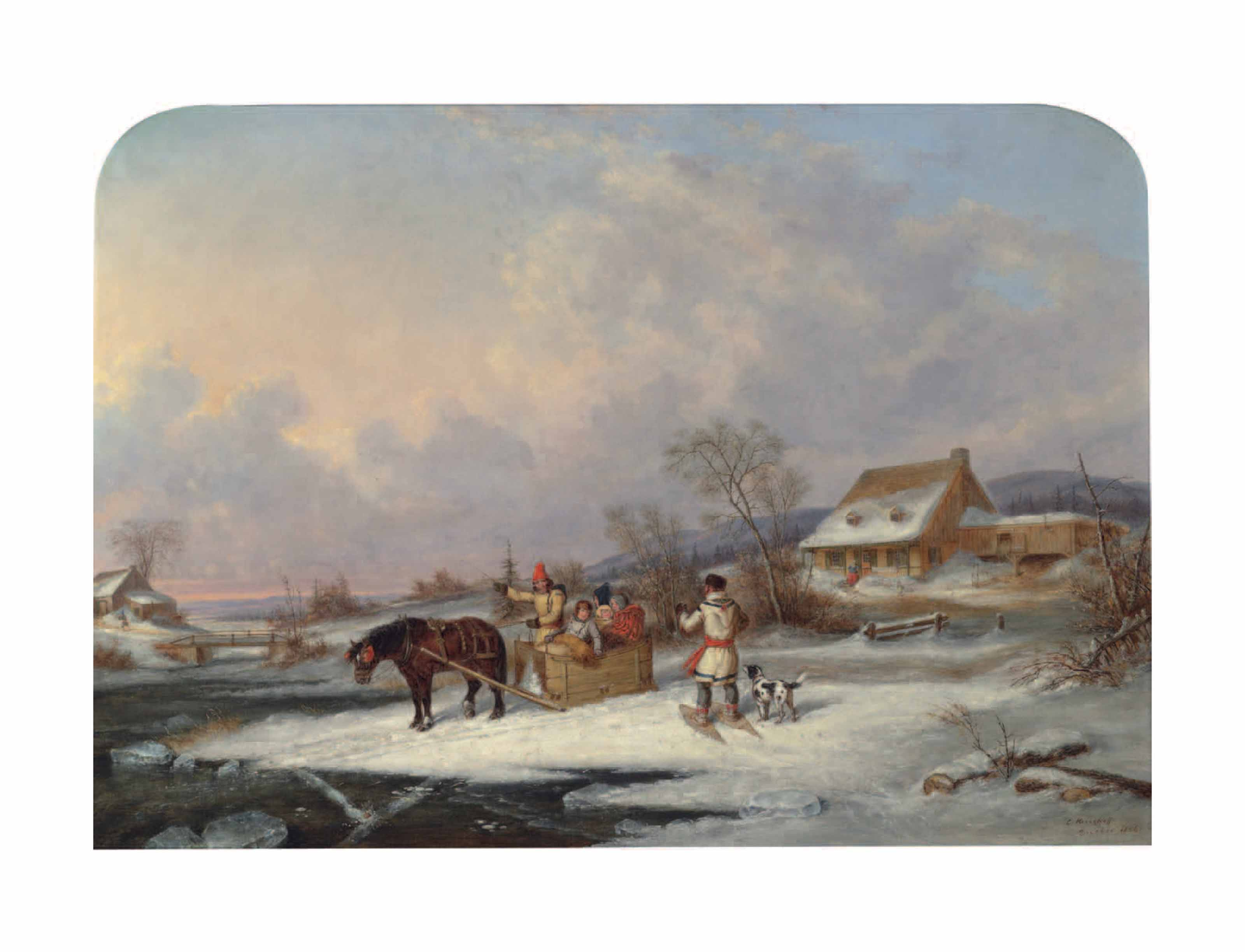 Quebec Farm