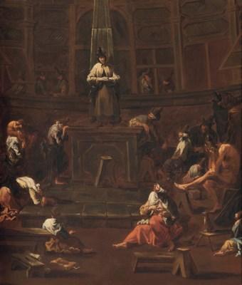 Circle of Alessandro Magnasco,