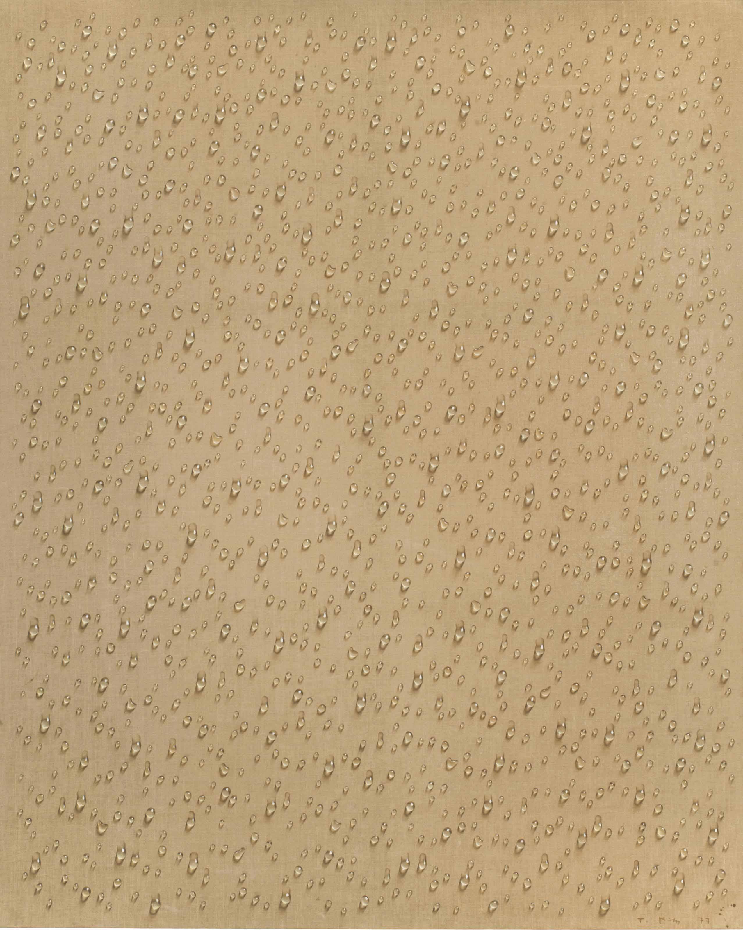 Gouttes d'eau [Waterdrops], no. 53