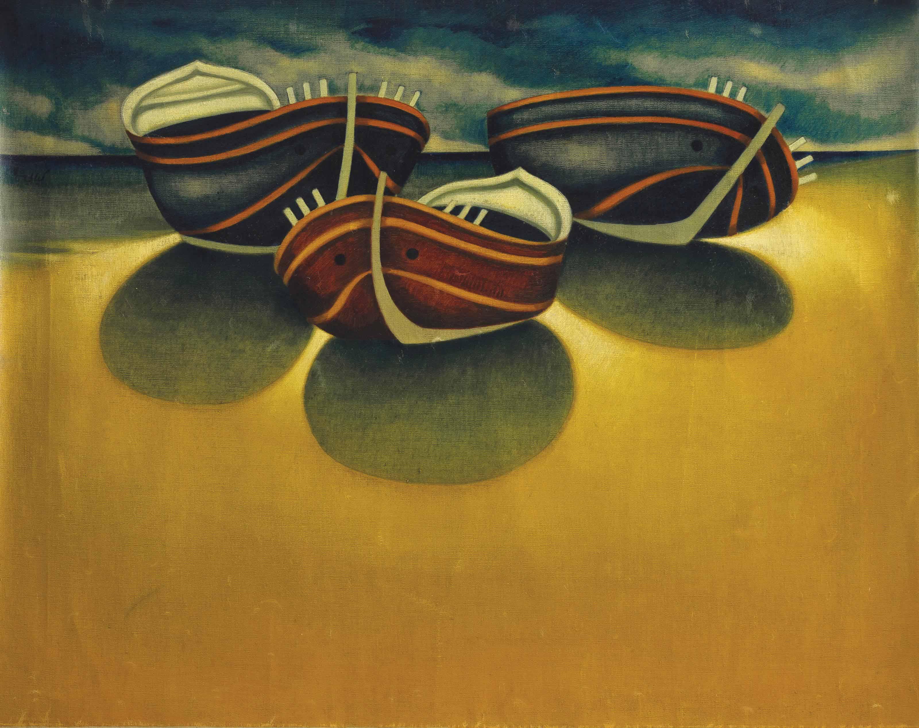 Al Marakeb (The Boats)