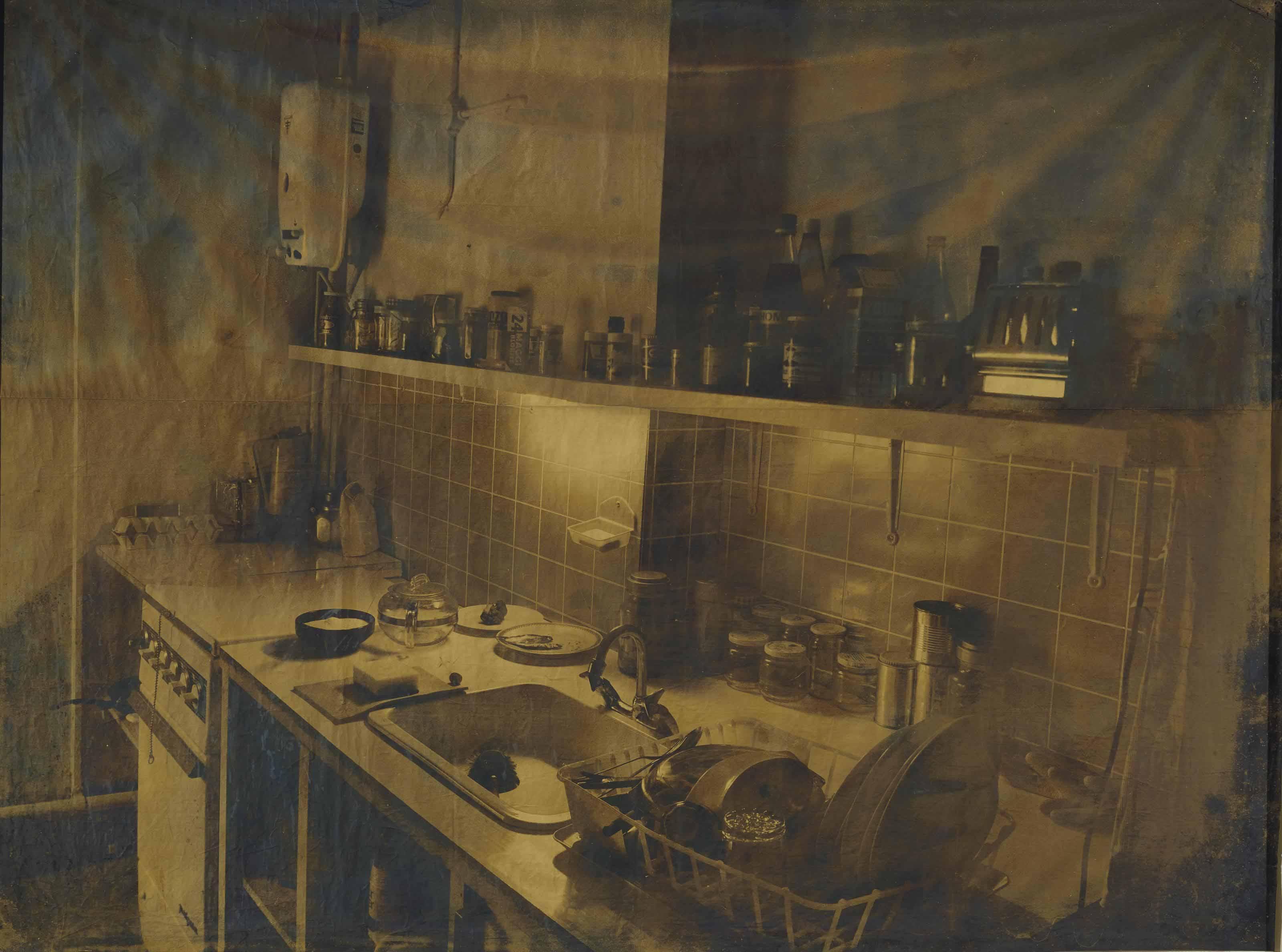 Küche, 1969