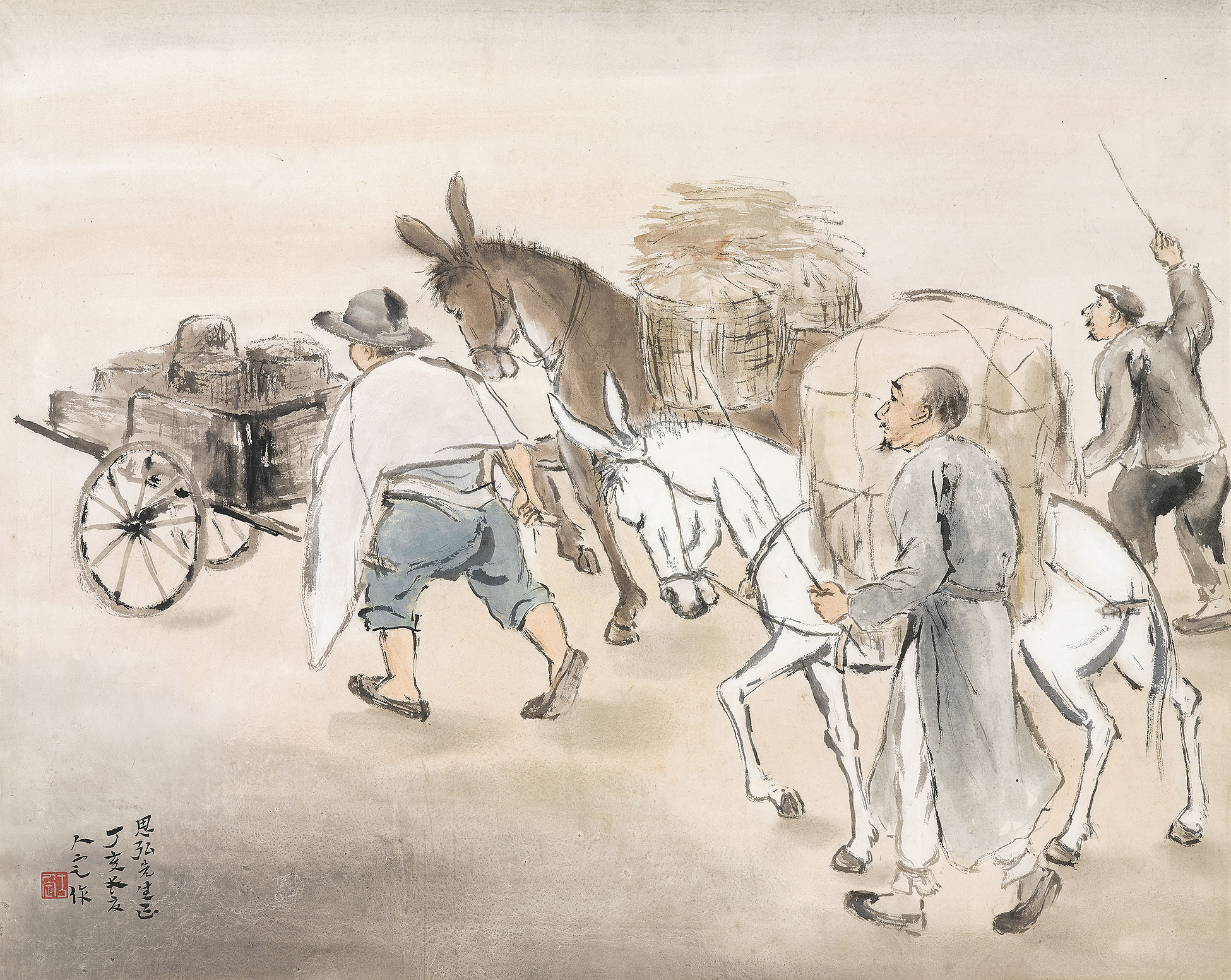 Going to the Market