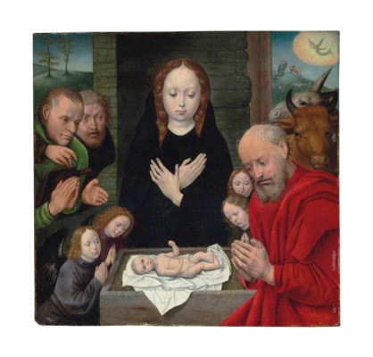 Bruges School, early 16th Cent