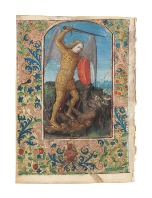 ST MICHAEL VANQUISHING THE DEV
