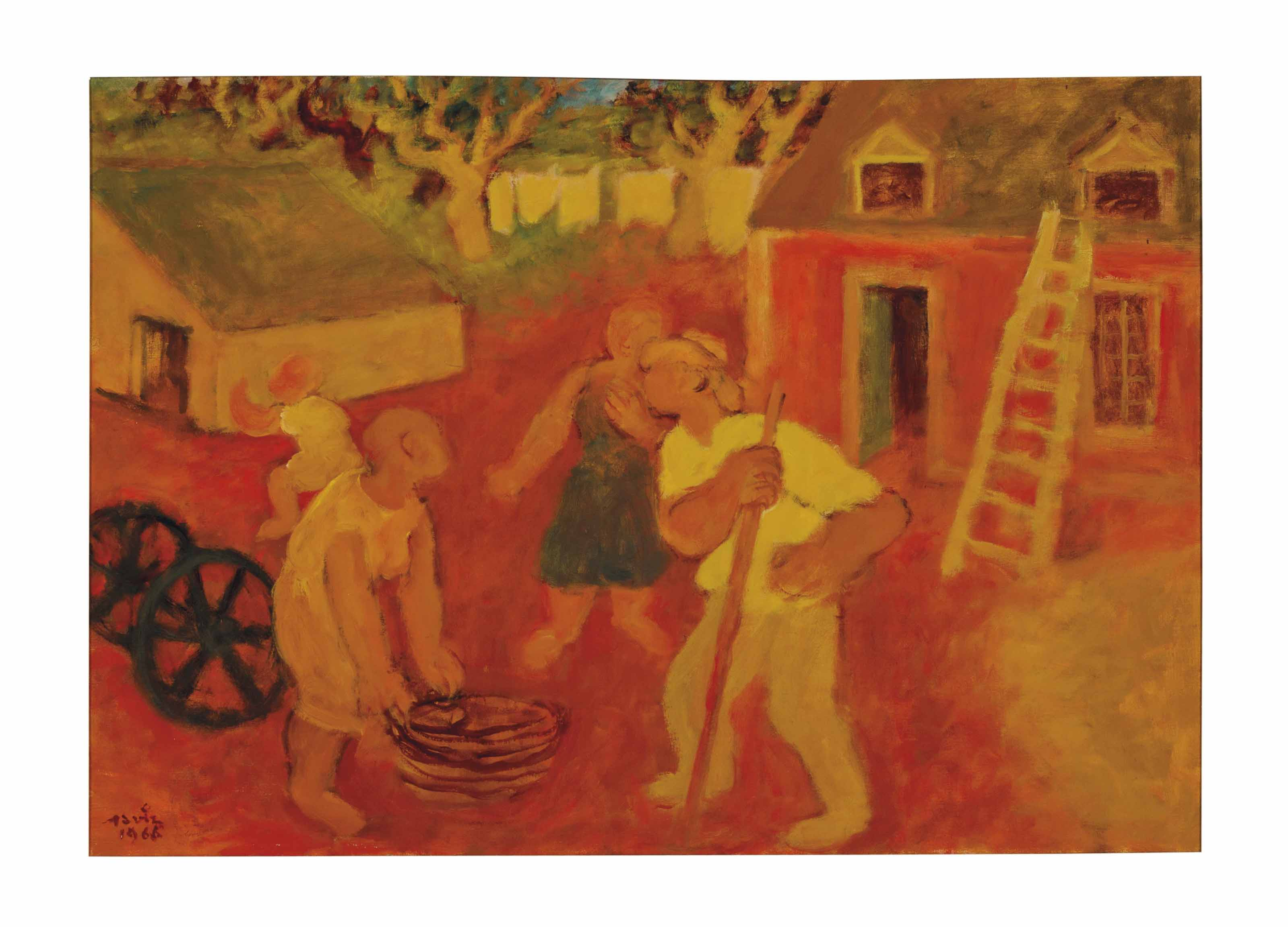 Untitled (daily chores)