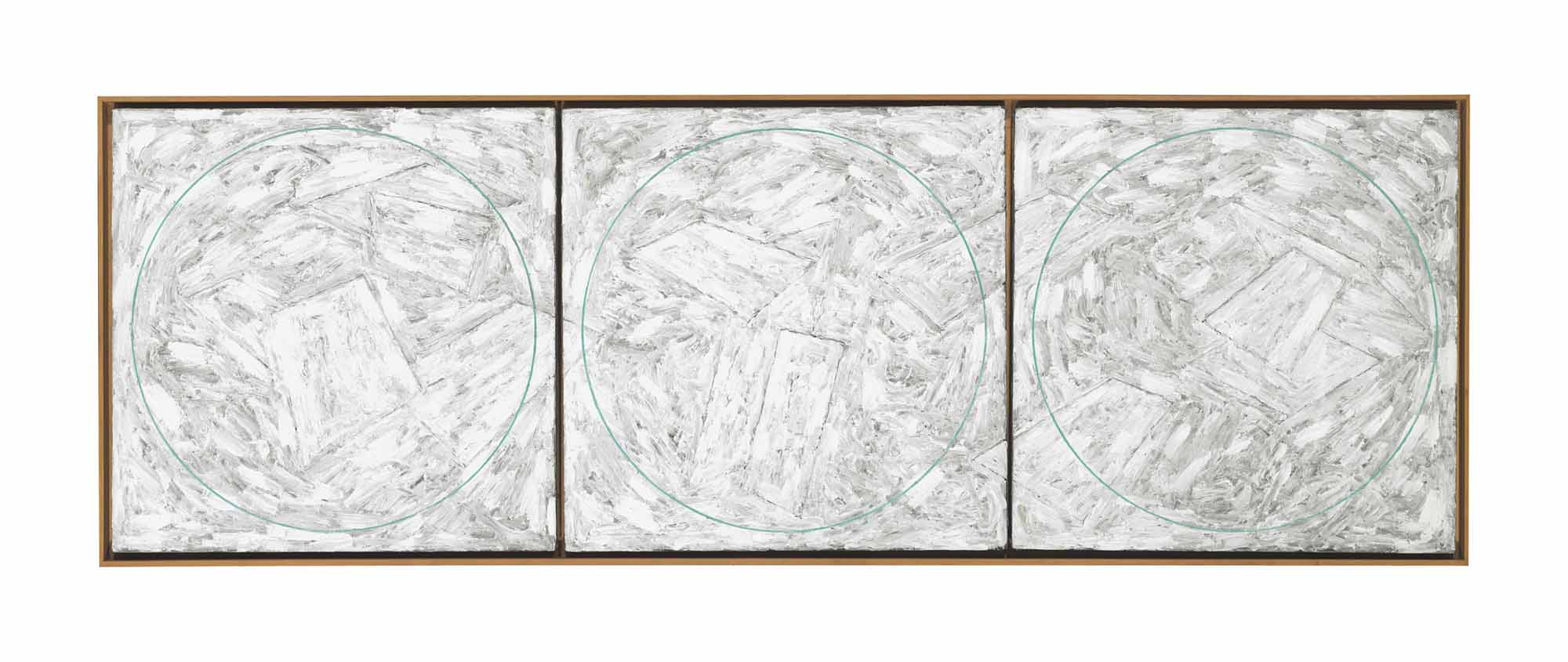 The Norman Lewis Triptych 3rd Set