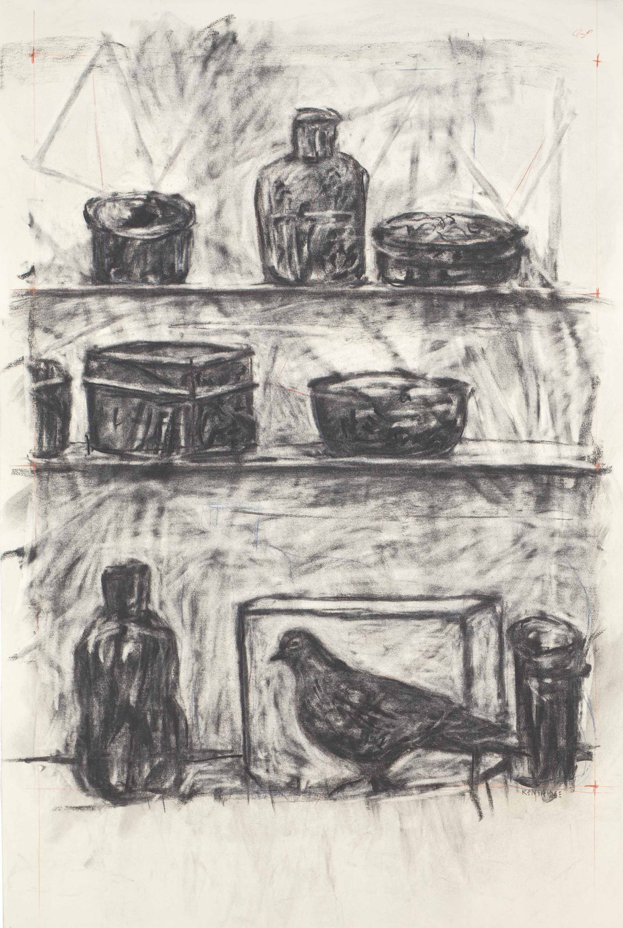 Drawing from Medicine Chest