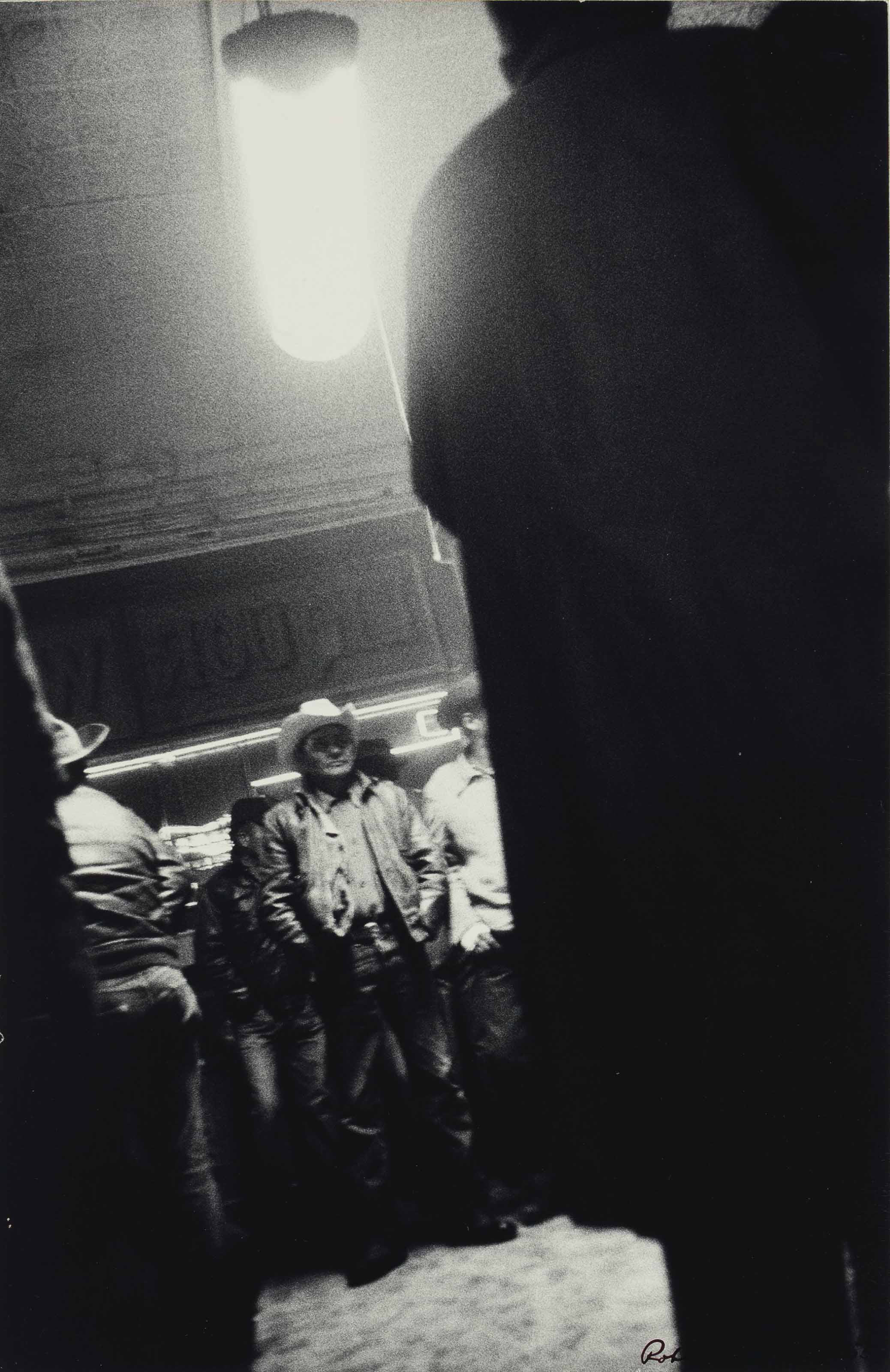 Bar - Gallup, New Mexico, 1955