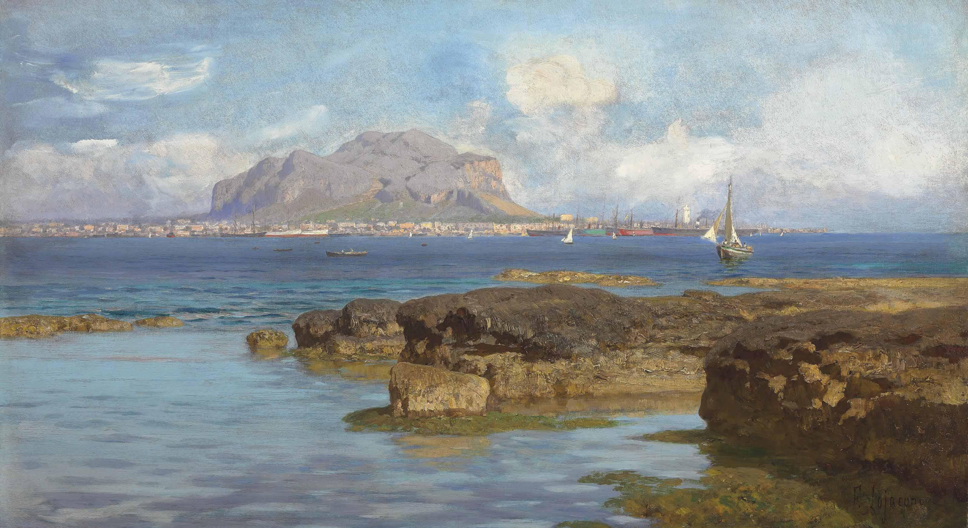 Monte Pellegrino, Palermo, Sicilia