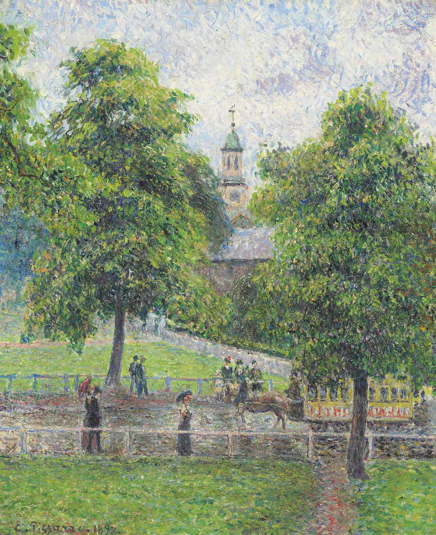 Saint Anne's Church à Kew, Londres