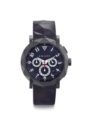Graff. A Limited Edition Black