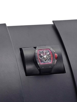 Richard Mille. A Limited Editi