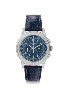 Patek Philippe. A Large and Fi