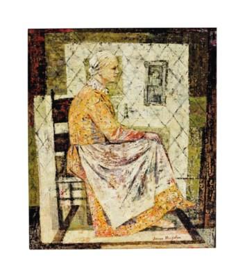 Jenne Magafan (American, 1916-