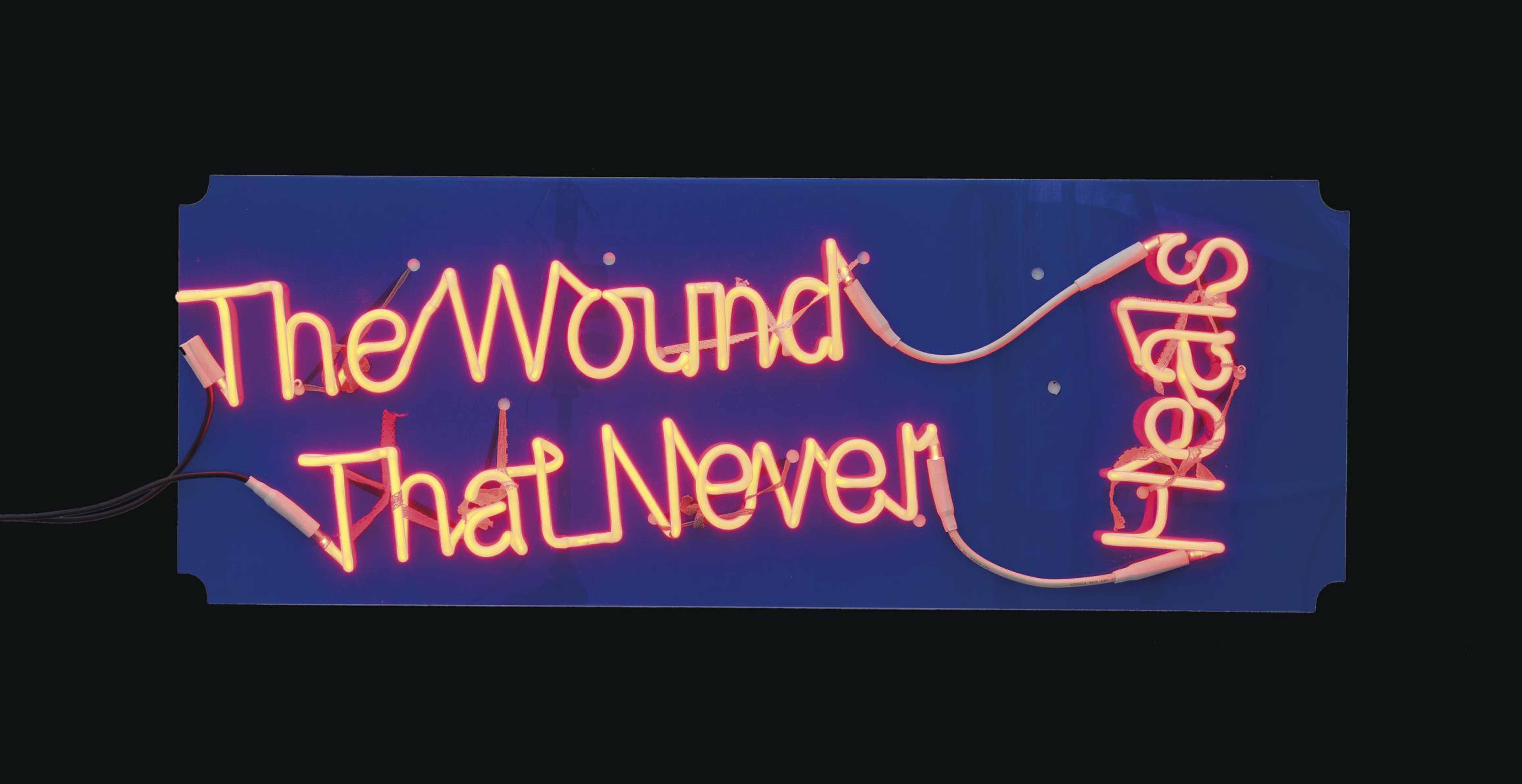 The Wound That Never Heals