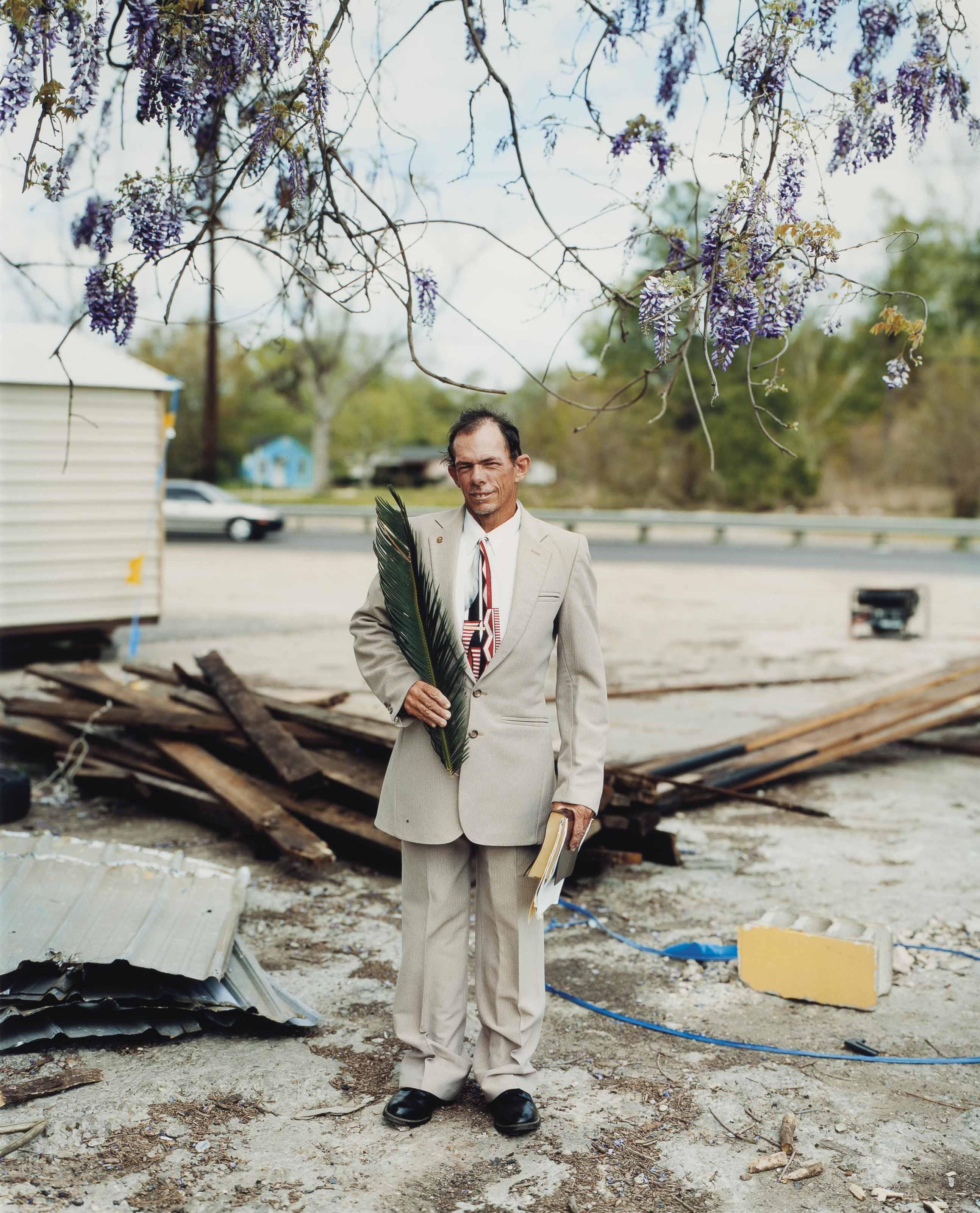 Patrick, Palm Sunday, Baton Rouge, LA, 2002