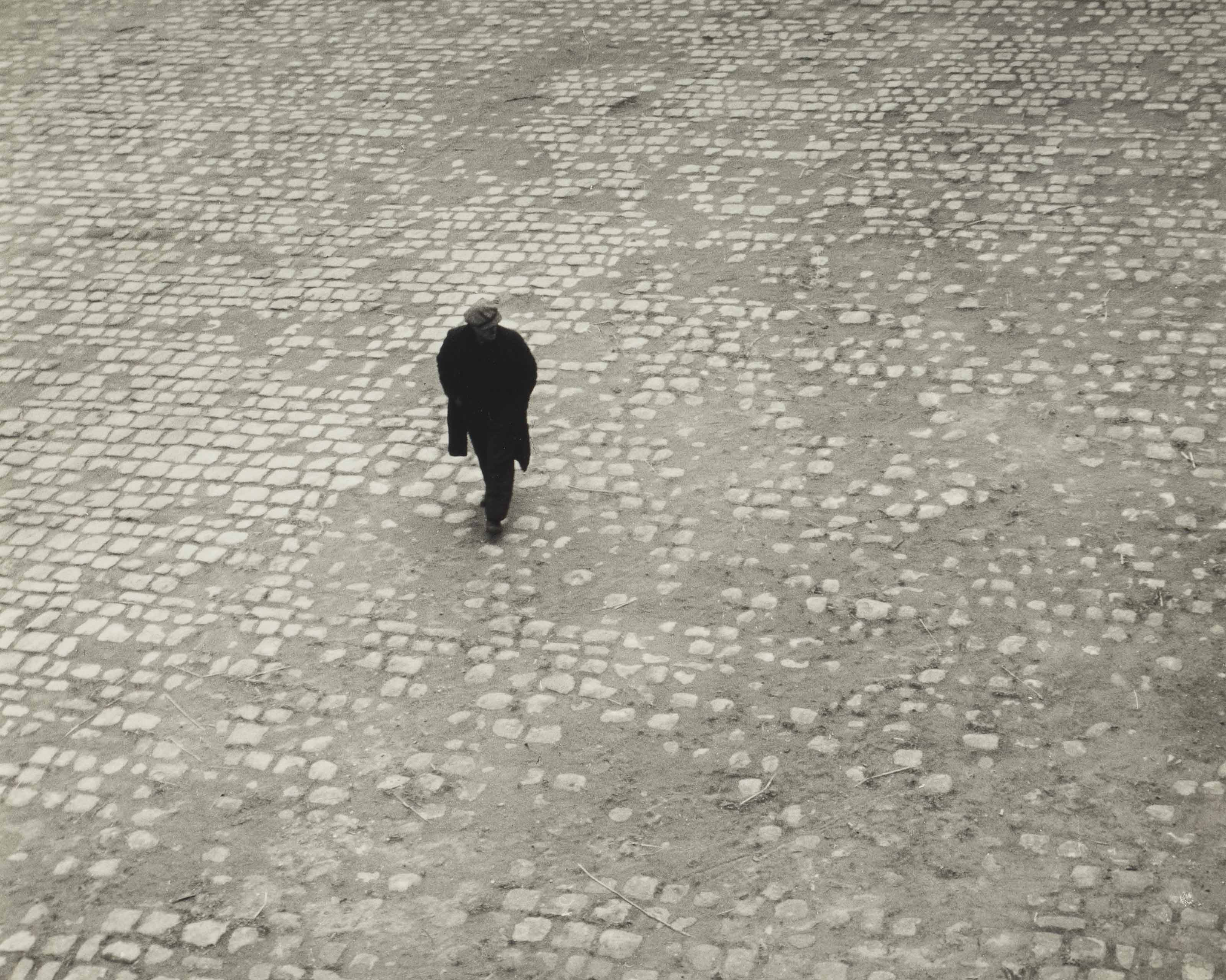 Alone, Paris, 1930