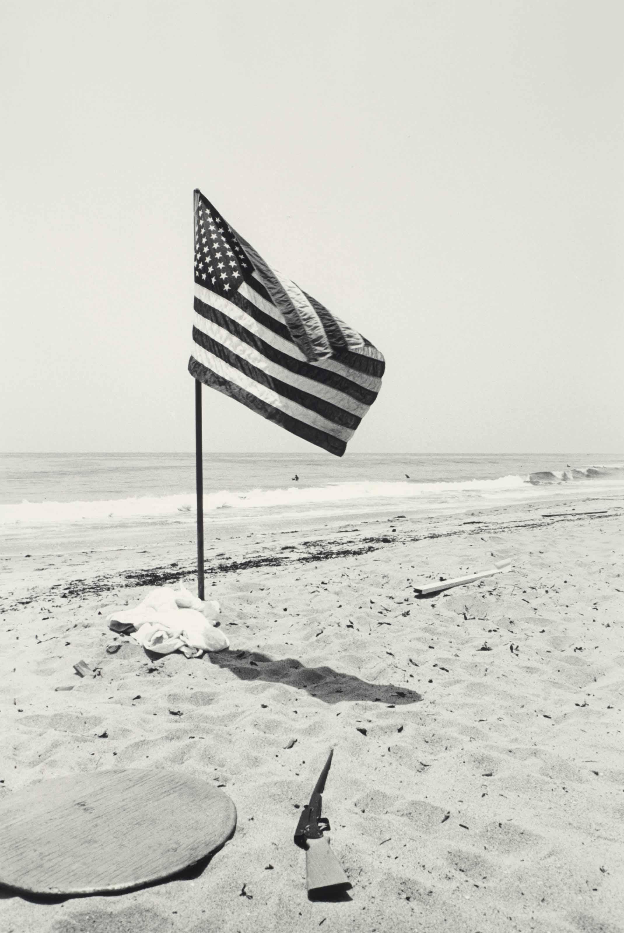 Malibu, July 4th, 1964