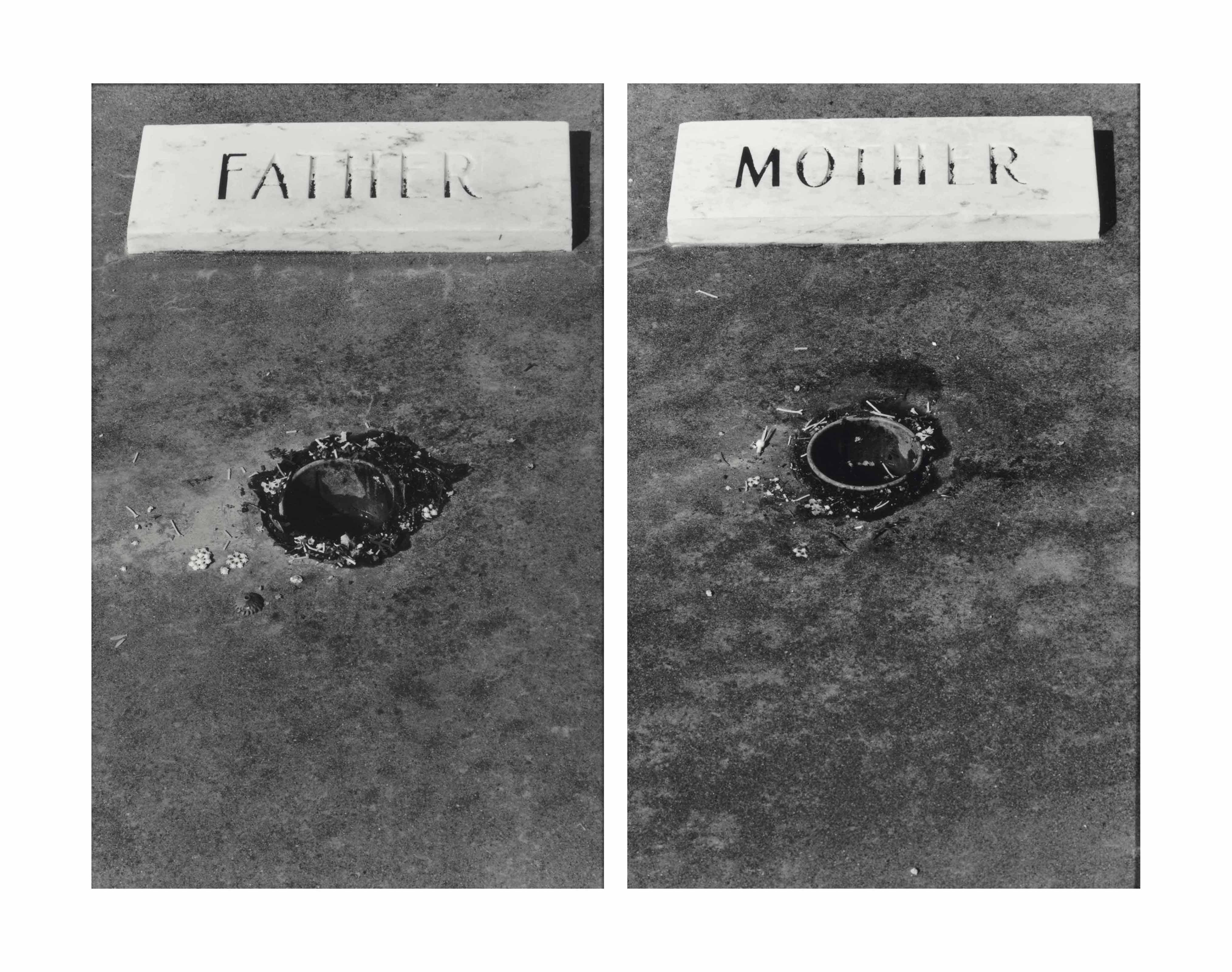Father, Mother (The Graves #33), 1990