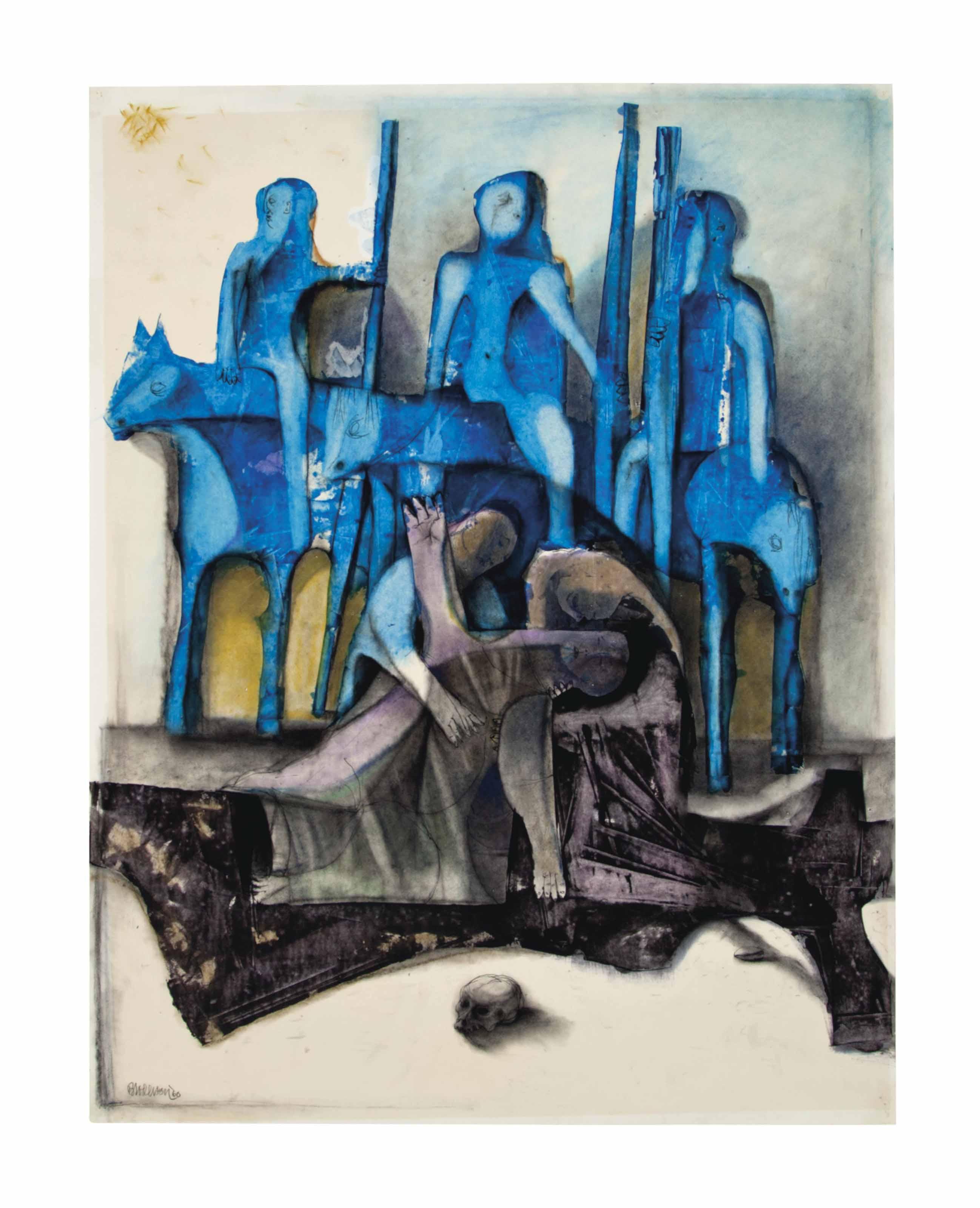 Crucifixion No. 4