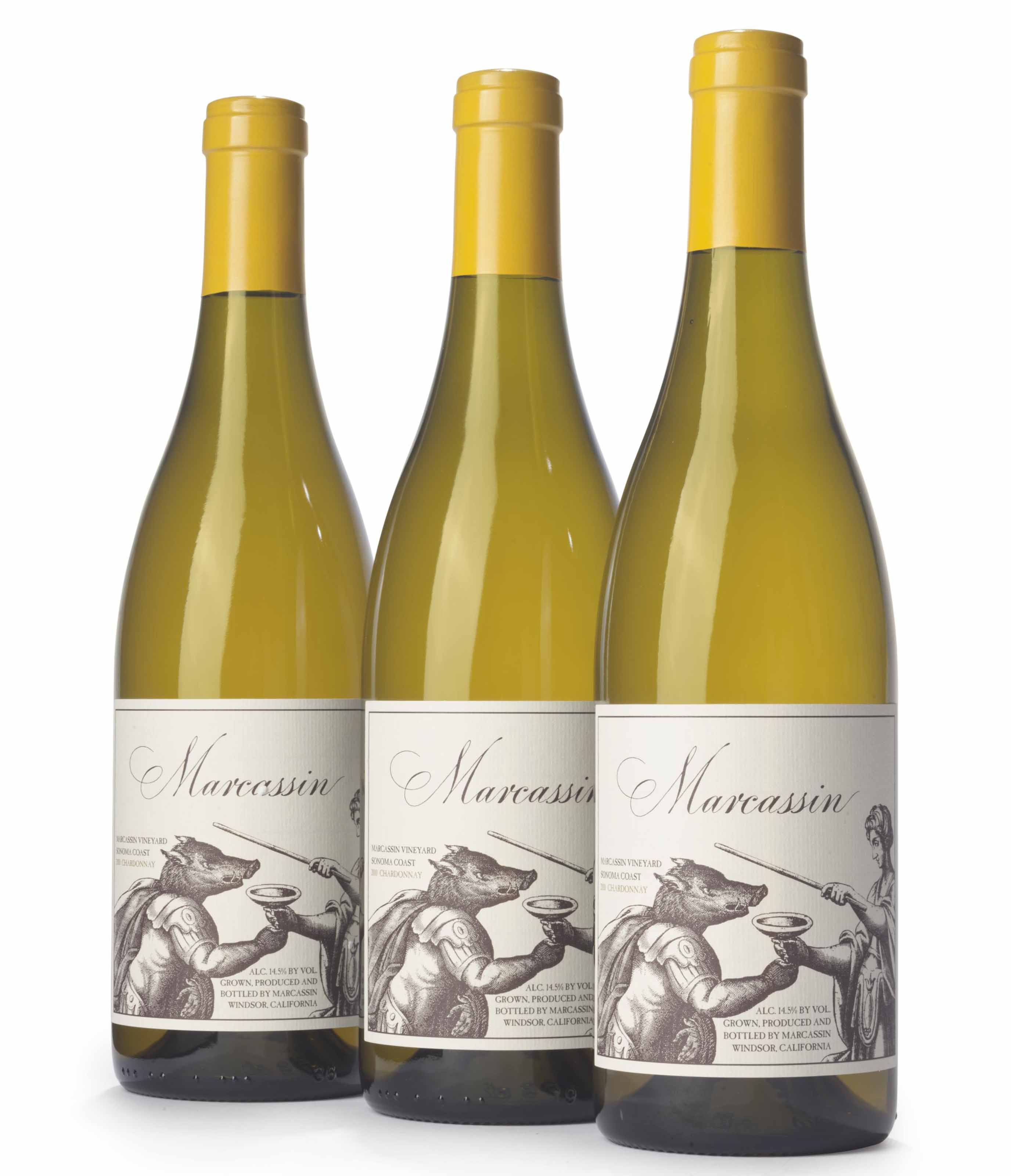 Marcassin, Marcassin Vineyard, Chardonnay 2010