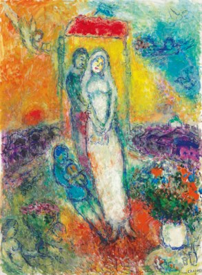 marc chagall essay Find the latest shows, biography, and artworks for sale by marc chagall honored for his distinct style and pioneering role among jewish artists, marc chagal.