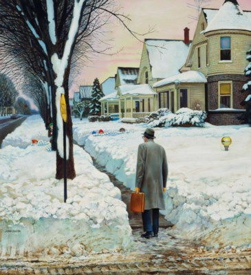 John Philip Falter Paintings For Sale
