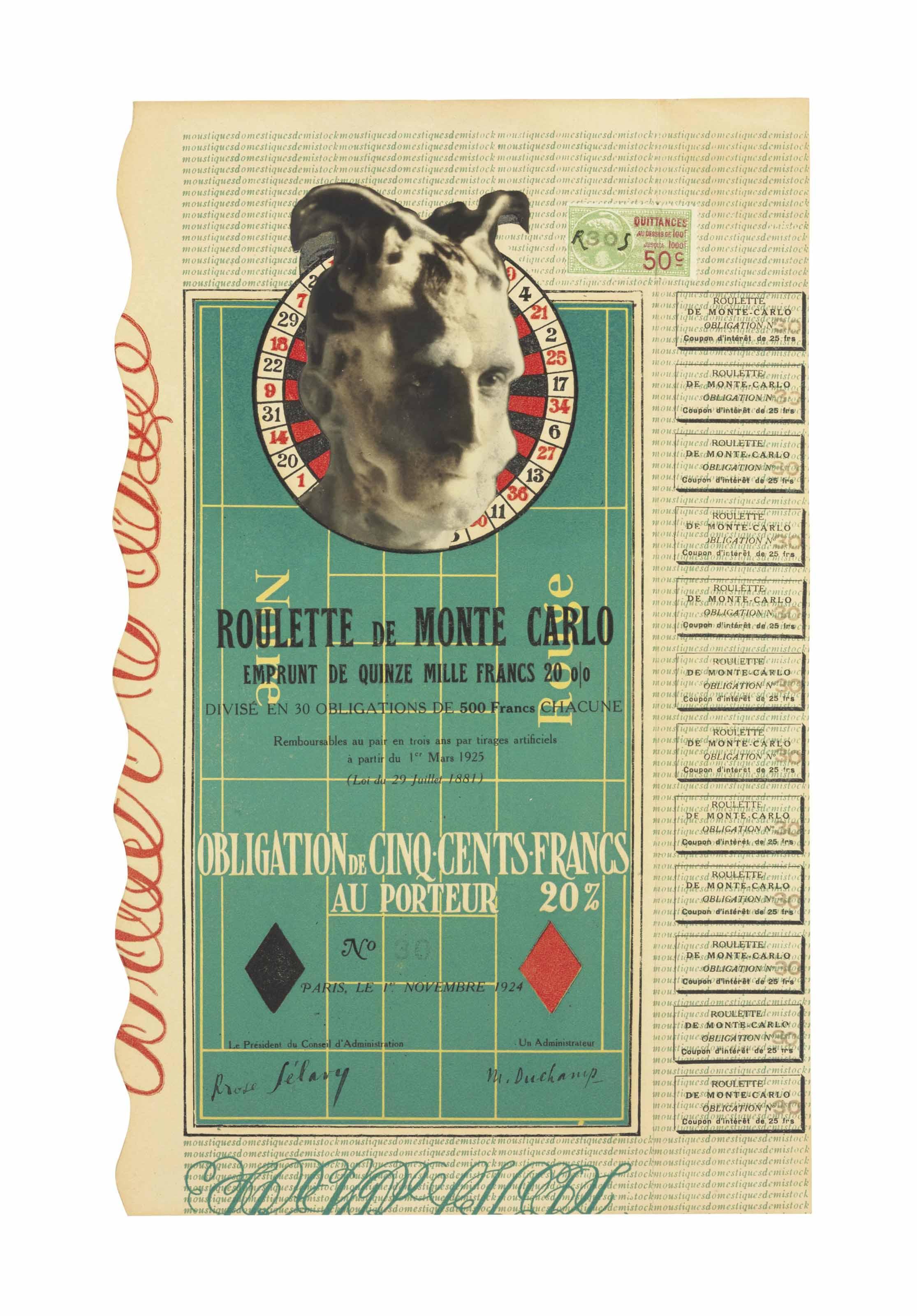 Monte Carlo Bond (No. 30)