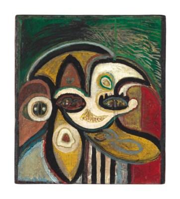 Richard Pousette-Dart (1916-19