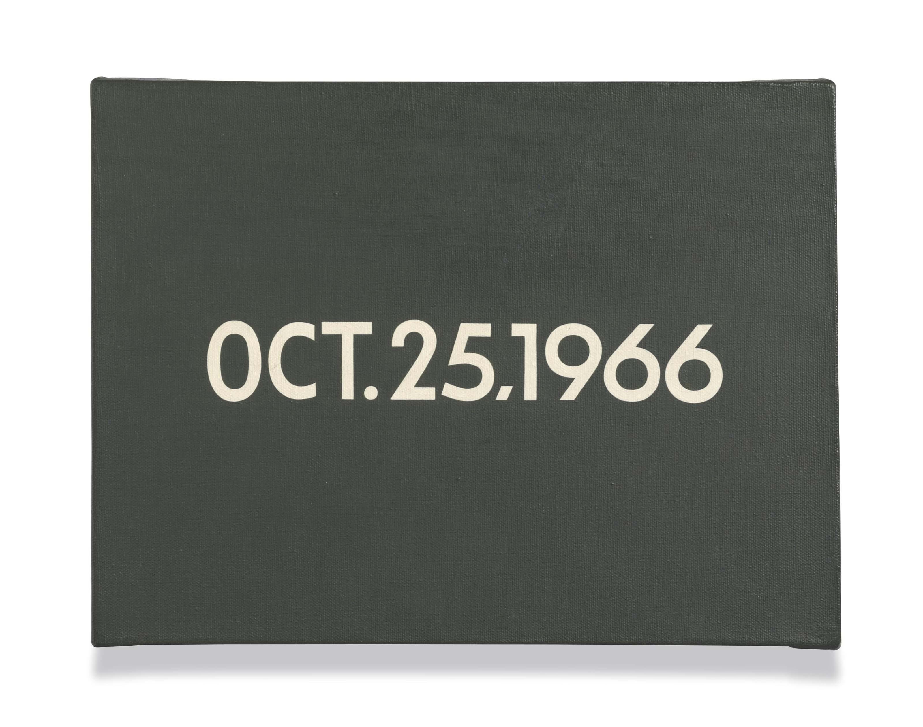 OCT. 25, 1966