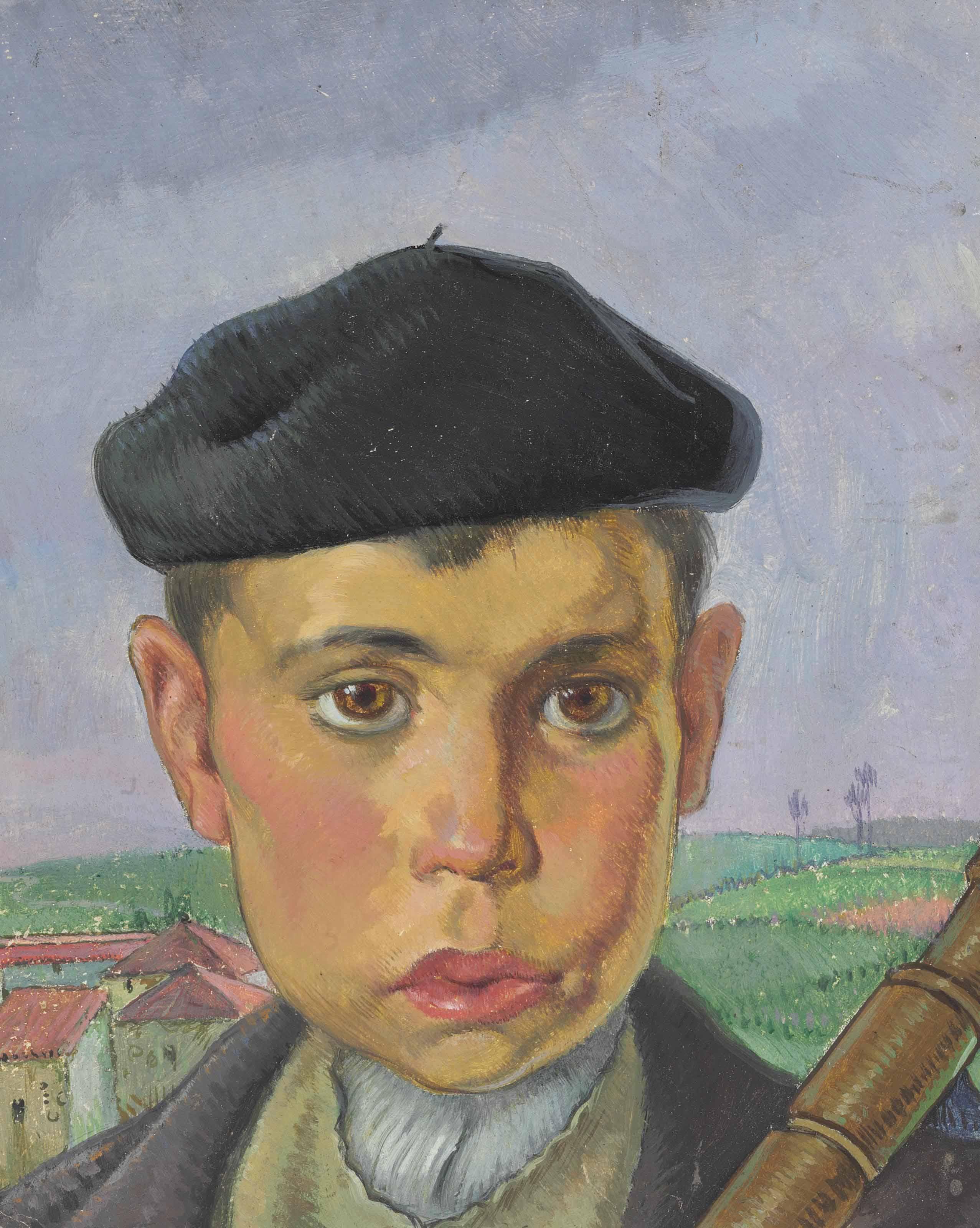 Zanana, Galician Boy