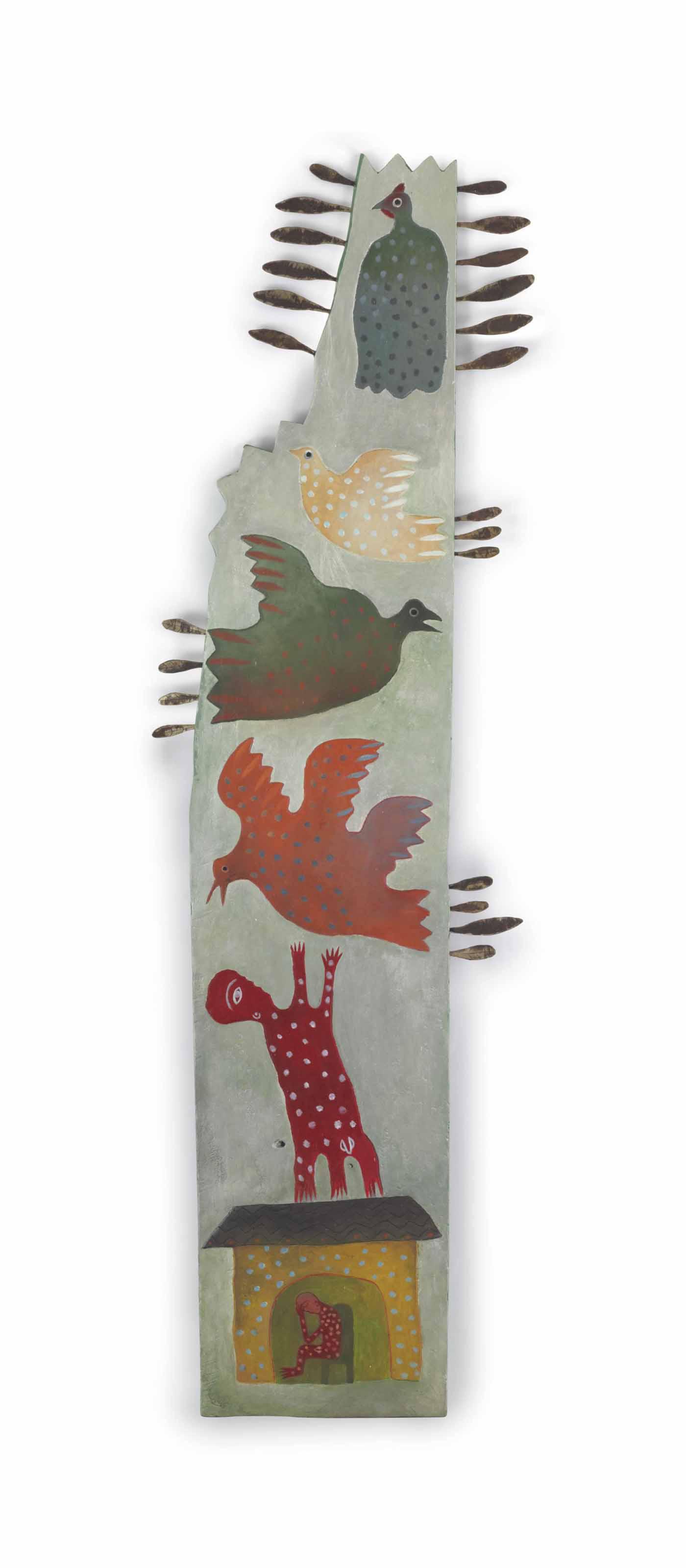 Aves y plumas