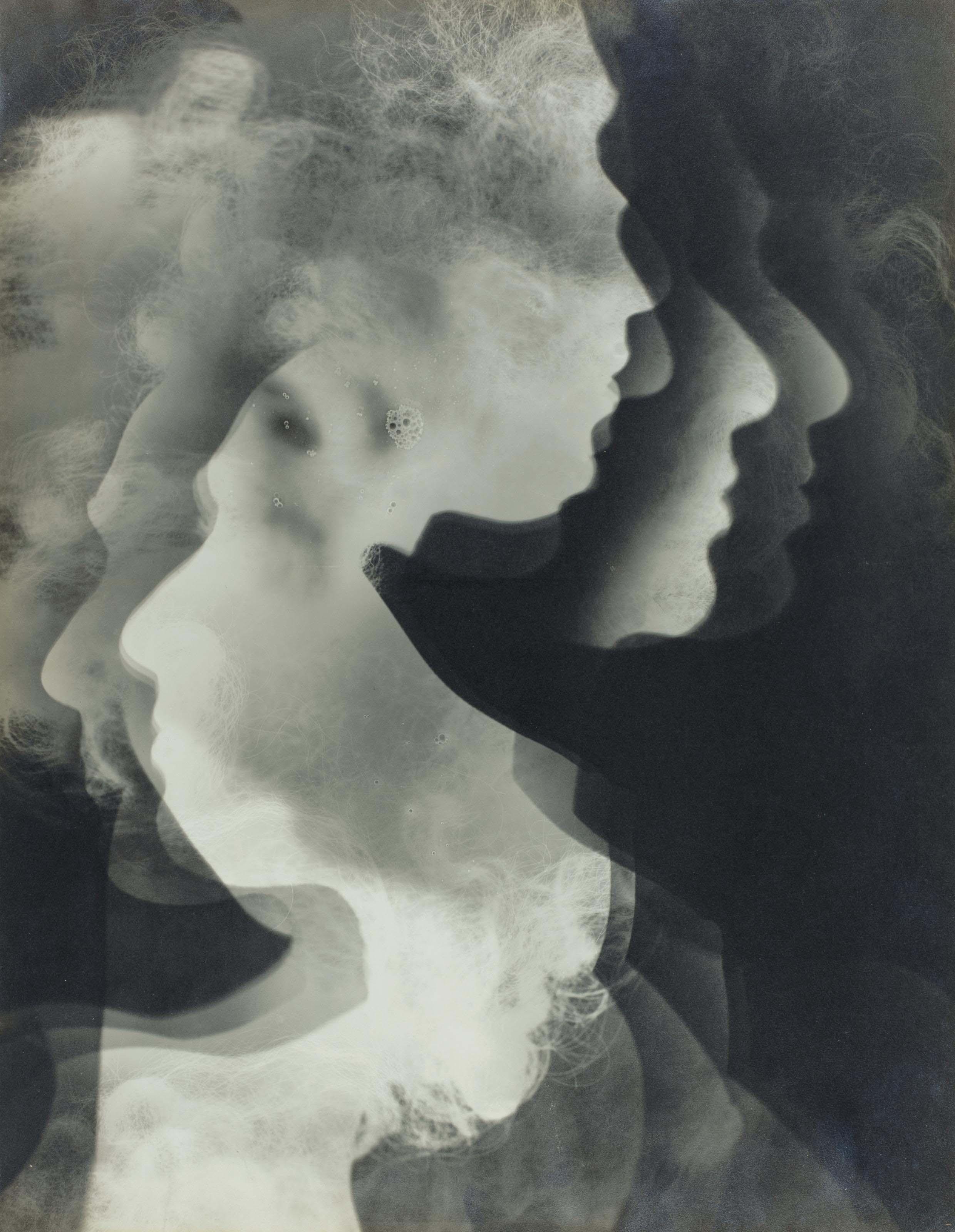 Study of Negative/Positive Profiles, vers 1937