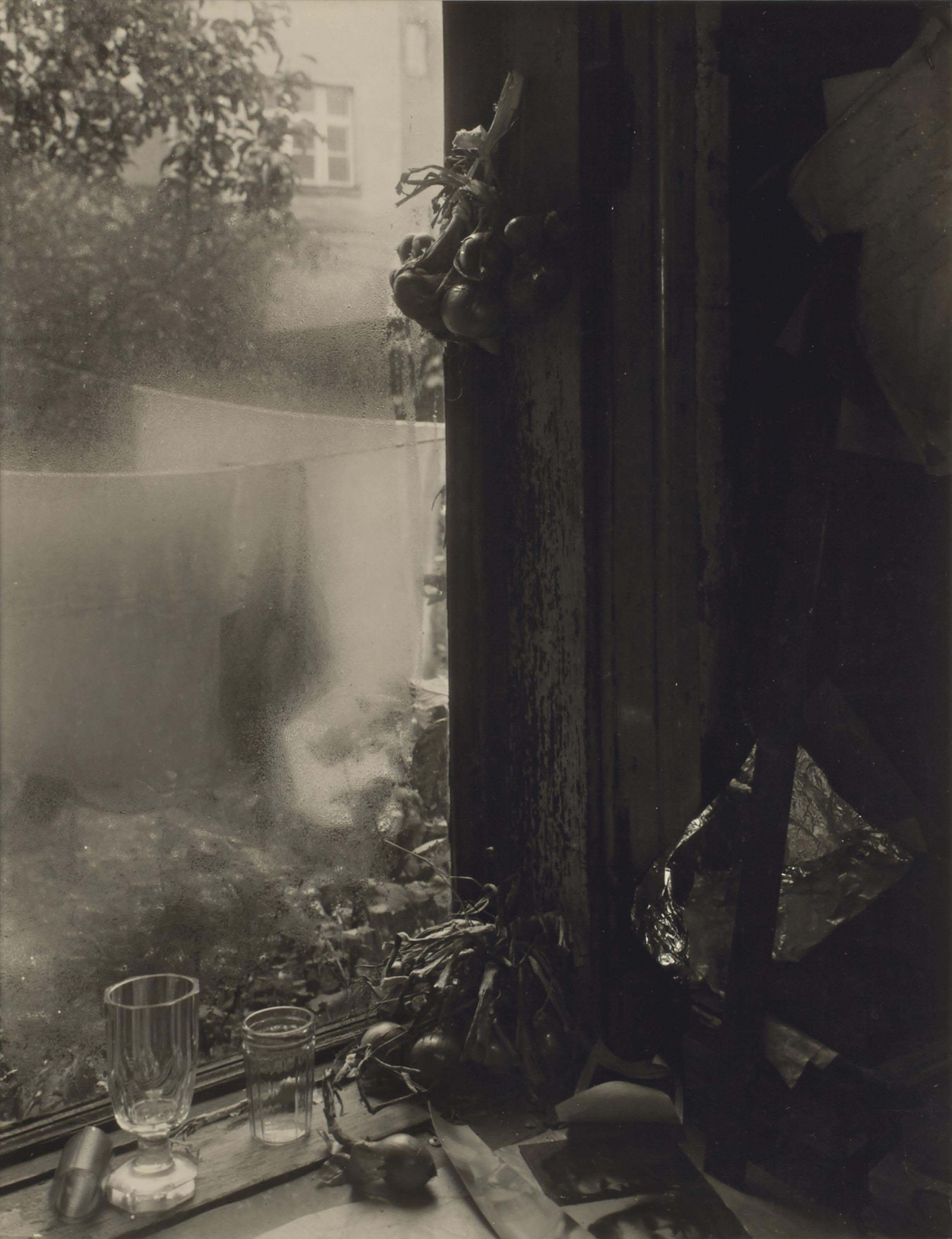 "From the Series ""Windows Of My Studio"", 1944-1953"