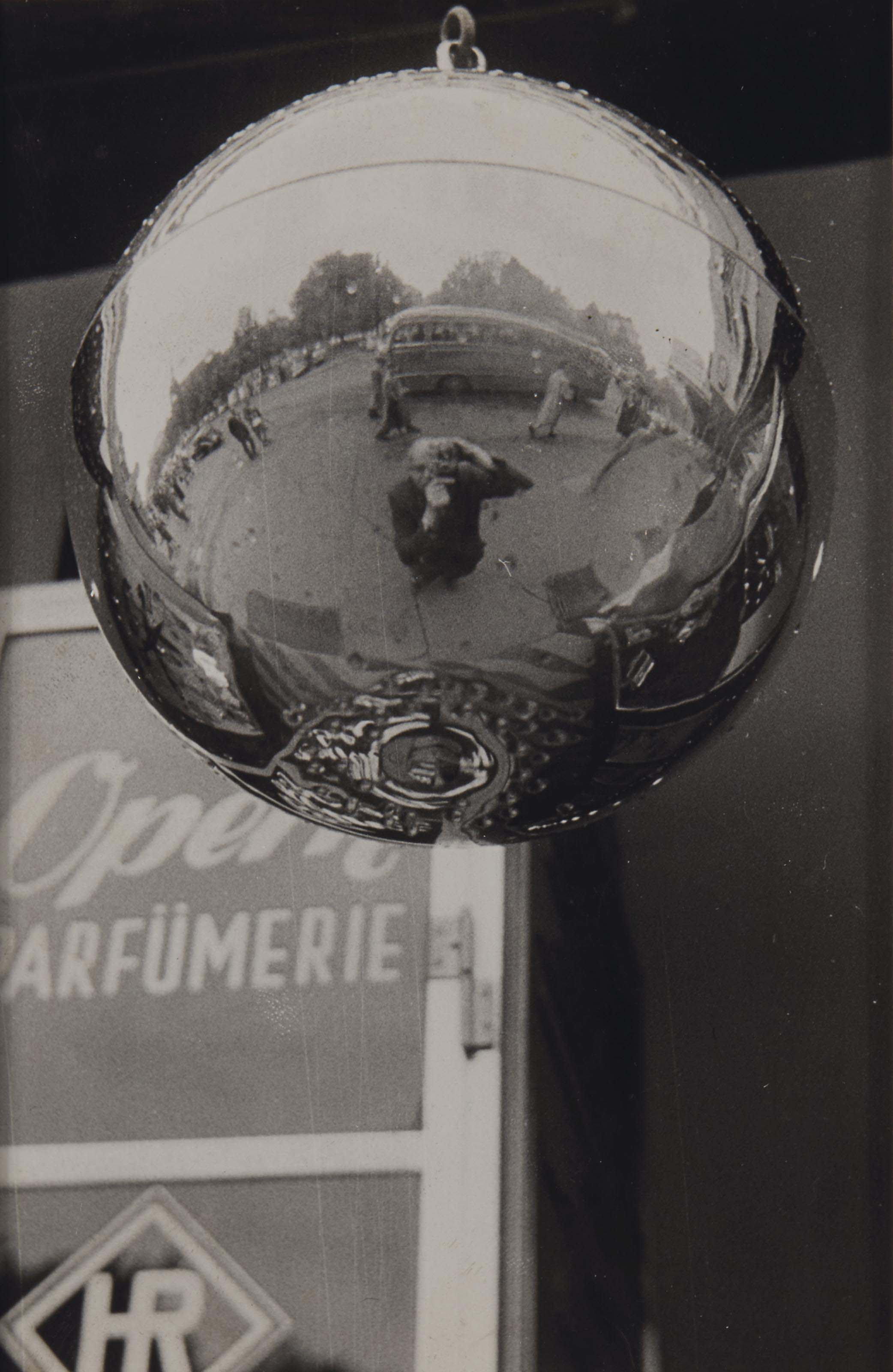 Untitled (Self Portrait), 1950