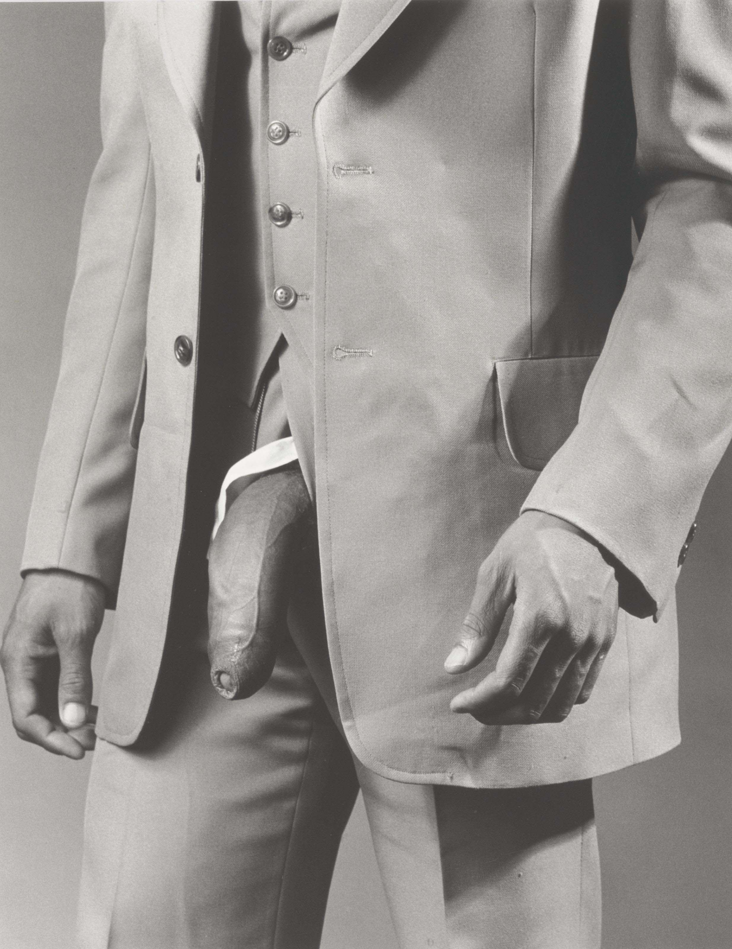 Man in Polyester Suit, 1980