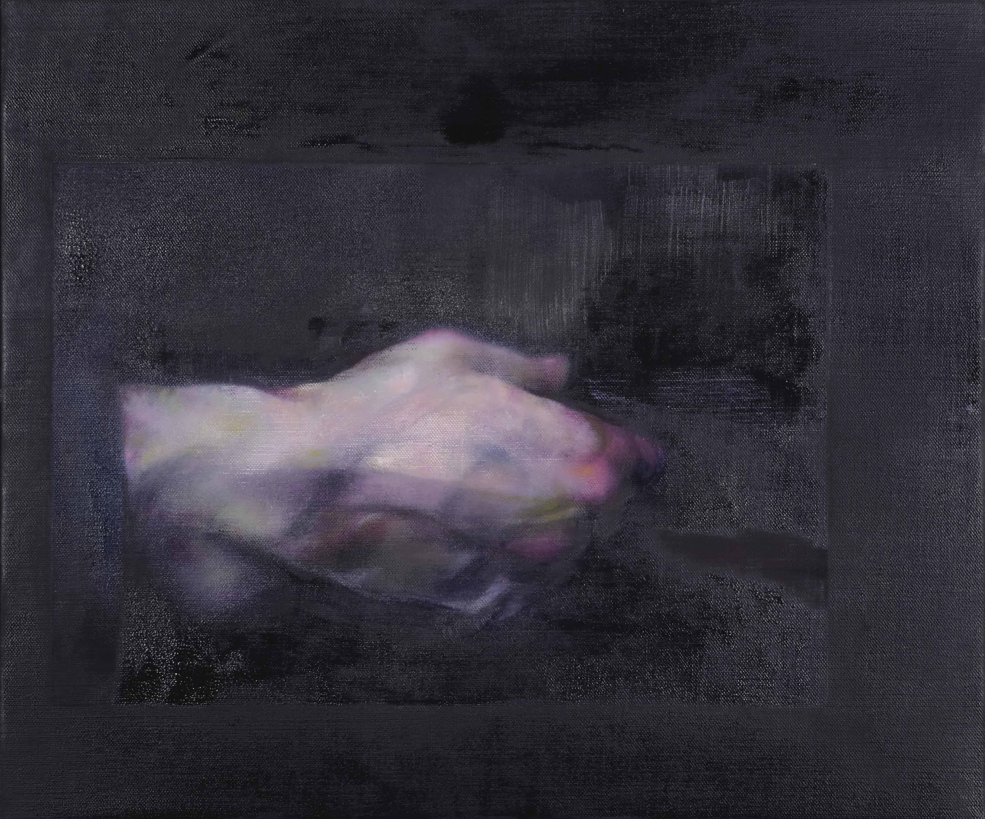 Untitled (Red Finger Mick)