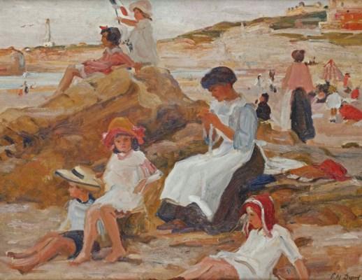 Paul Michel Dupuy (Pau 1869-19