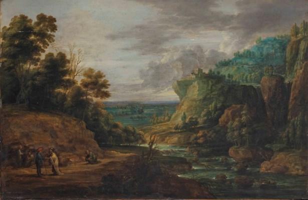 Lucas van Uden (Antwerp 1595-1